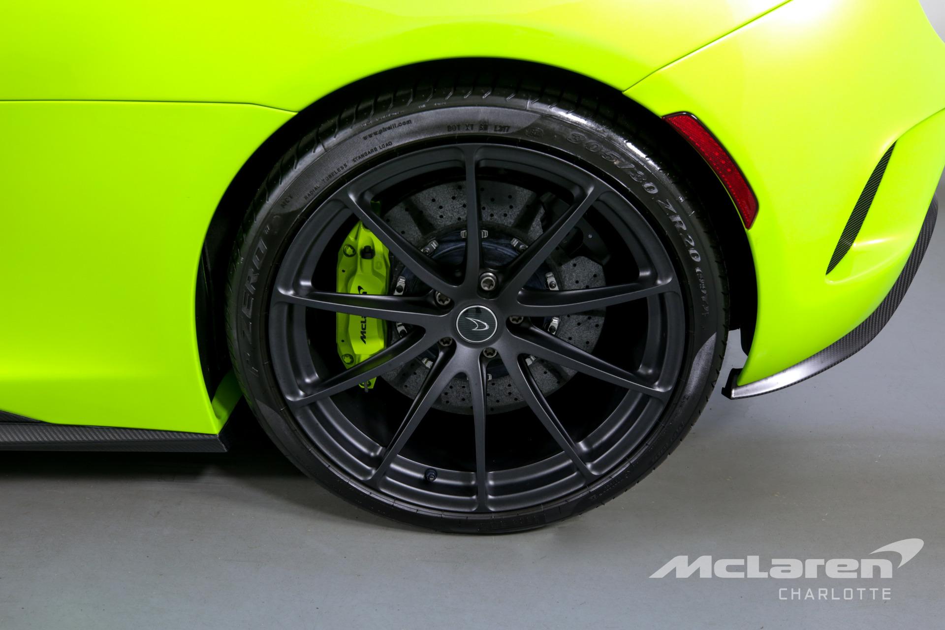Used 2016 McLaren 675LT  | Charlotte, NC