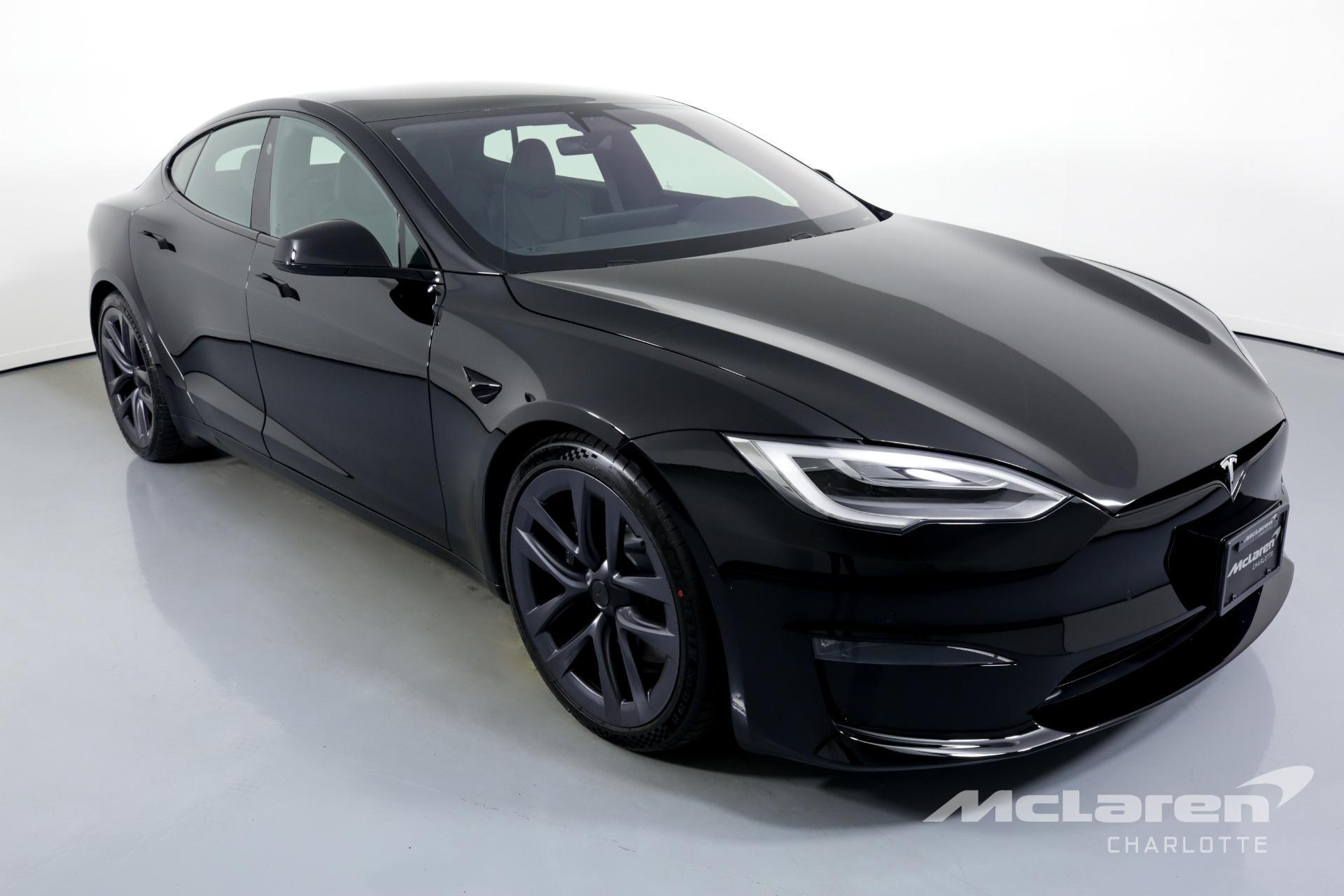 Used 2021 Tesla Model S Plaid   Charlotte, NC