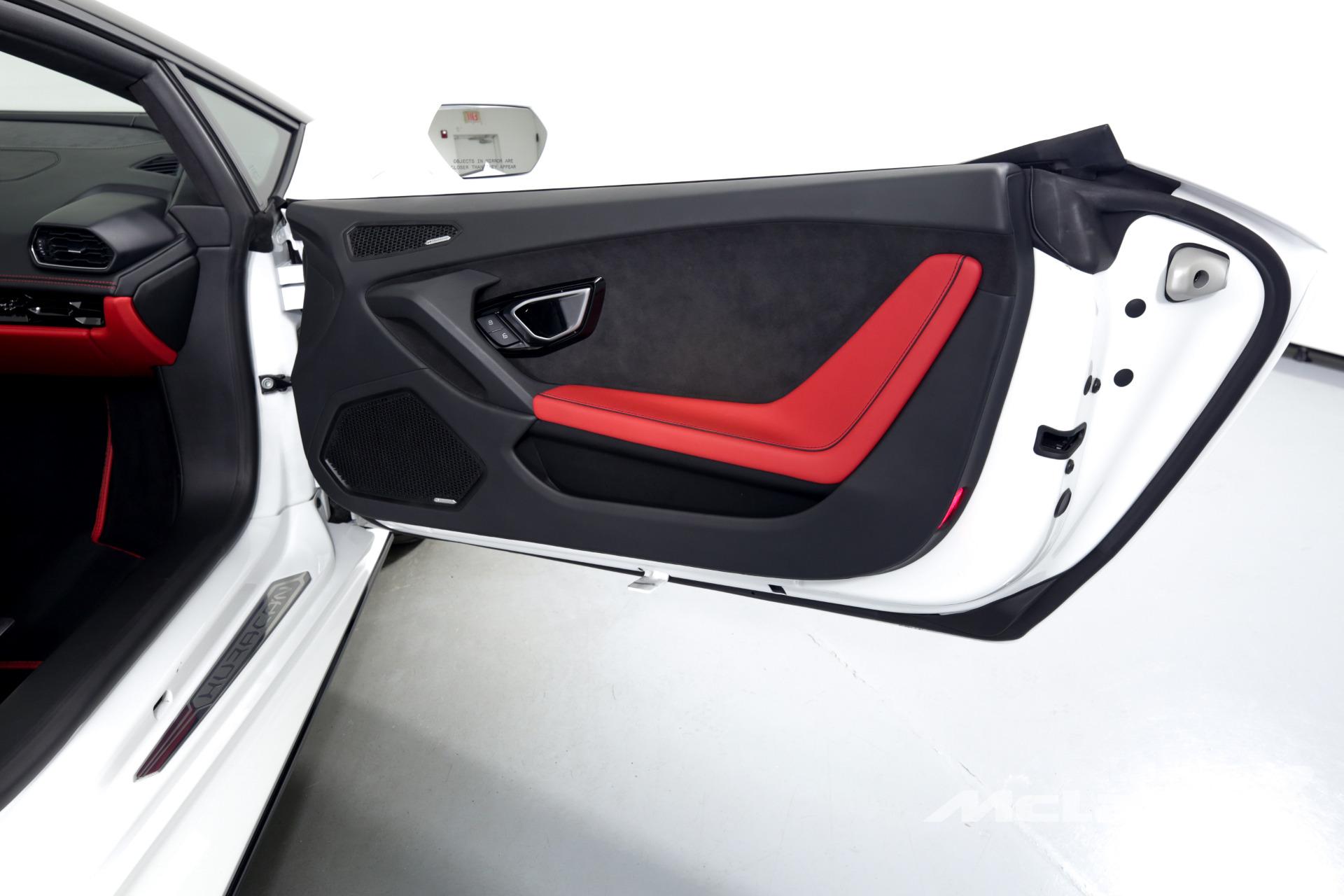 Used 2021 Lamborghini Huracan LP 610-2 EVO Spyder   Charlotte, NC