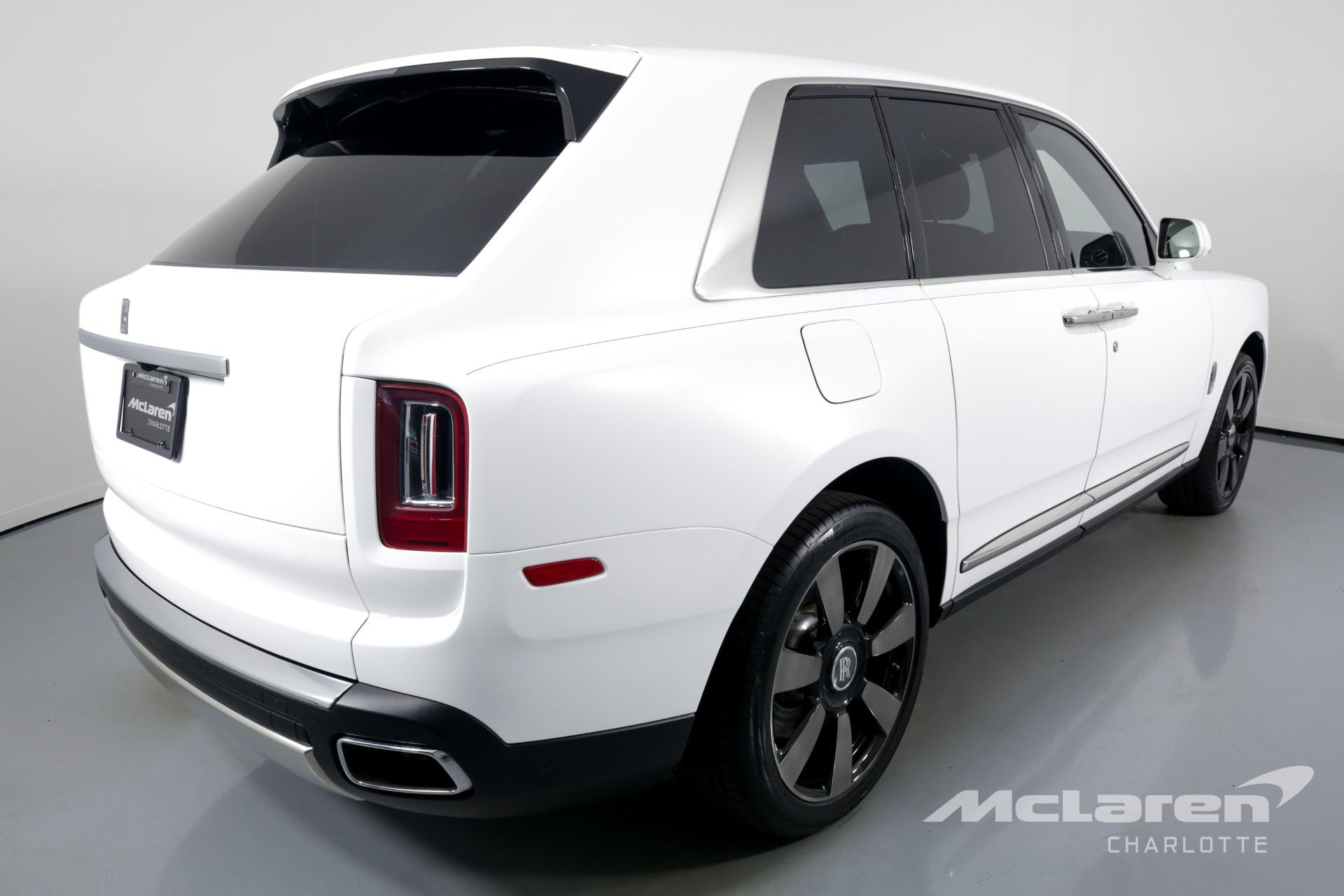 Used 2019 Rolls-Royce Cullinan  | Charlotte, NC