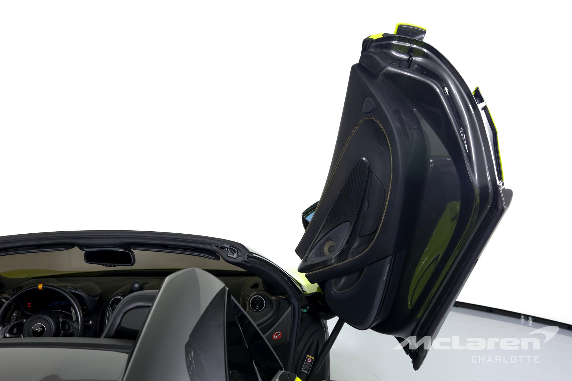Used 2020 McLaren 600LT Spider    Charlotte, NC