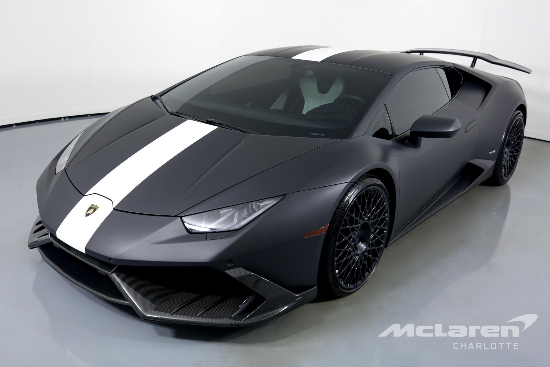 Used 2015 Lamborghini Huracan LP 610-4   Charlotte, NC