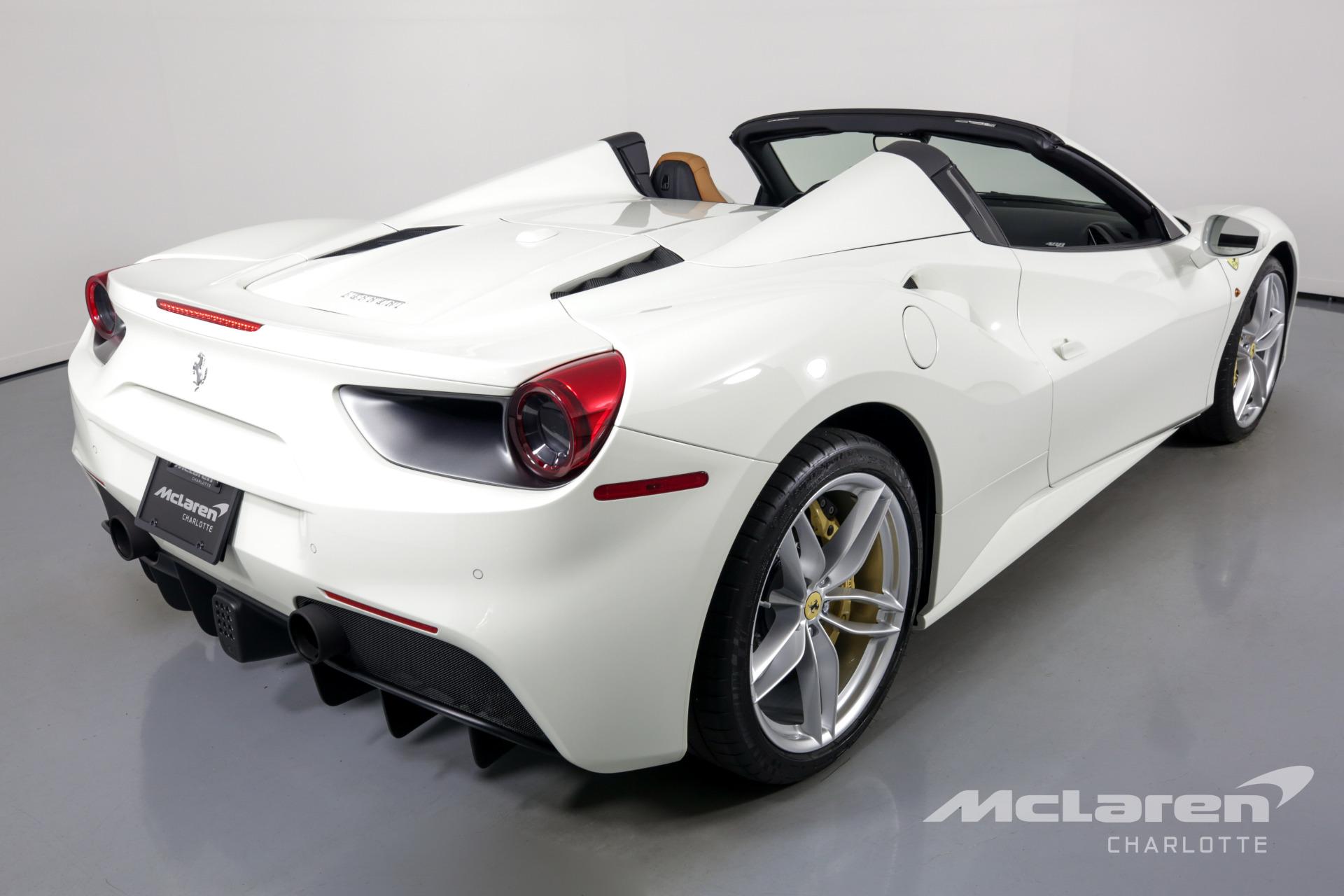 Used 2018 Ferrari 488 Spider    Charlotte, NC