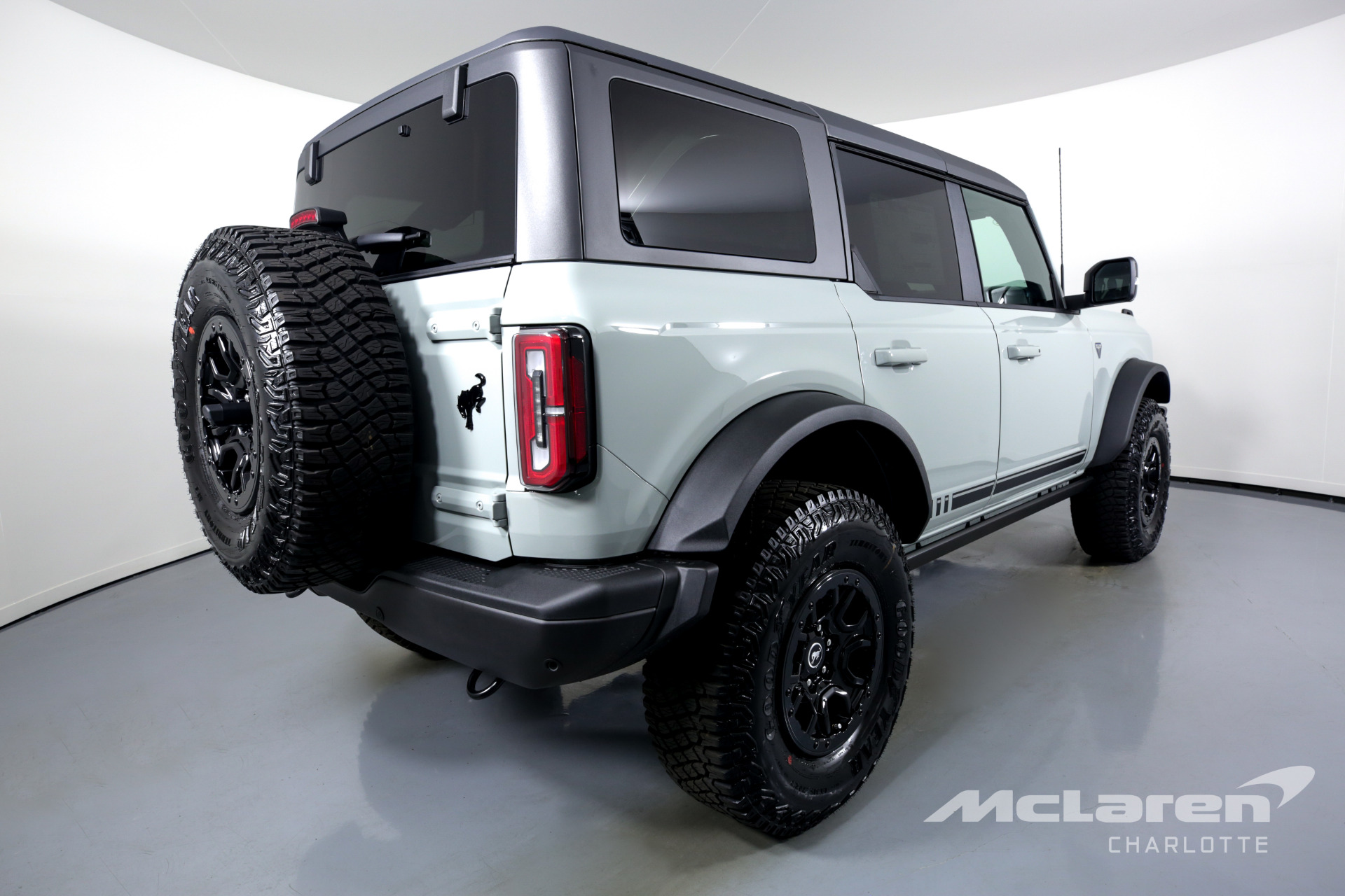 Used 2021 Ford Bronco First Edition Advanced   Charlotte, NC