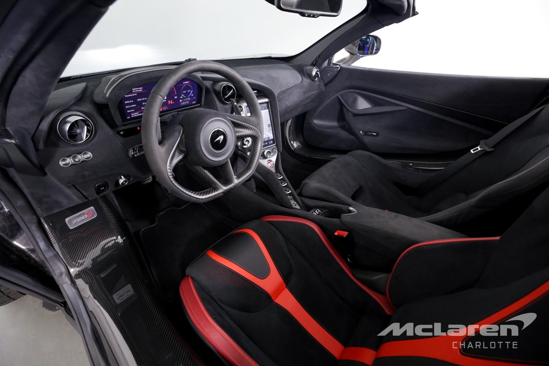 Used 2019 McLaren 720S Spider Performance   Charlotte, NC