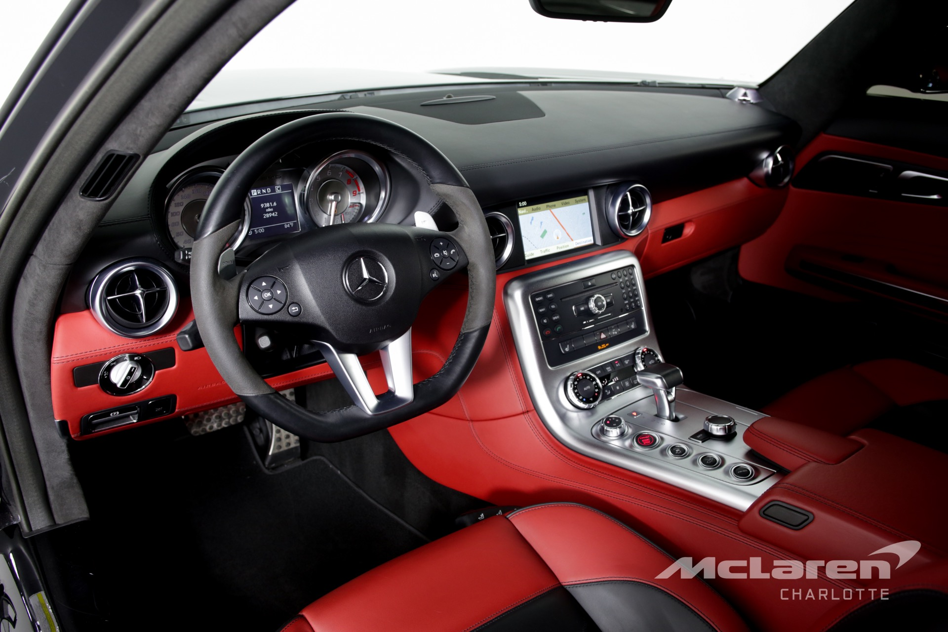 Used 2011 Mercedes Benz Sls Amg For Sale 139 996