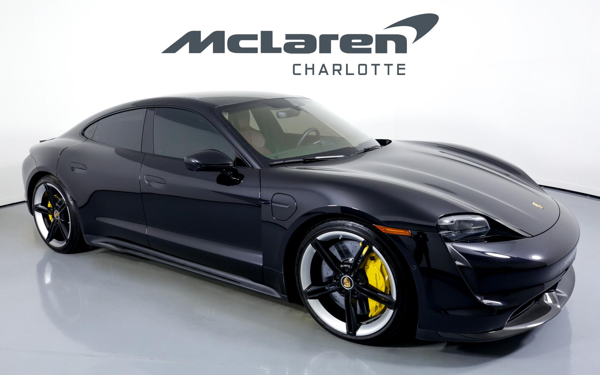 Used 2020 Porsche Taycan Turbo S   Charlotte, NC
