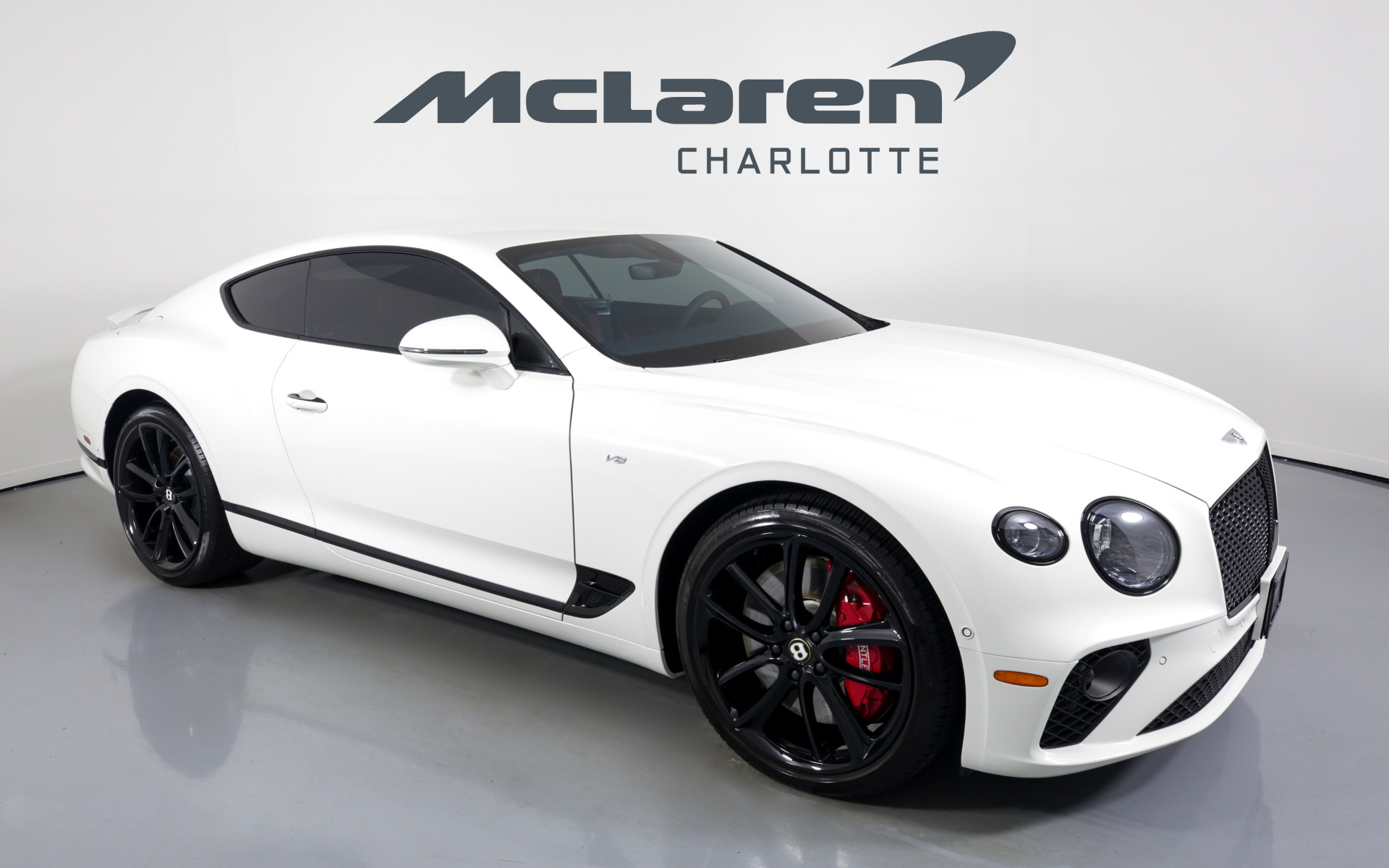 Used 2020 Bentley Continental GT V8 | Charlotte, NC