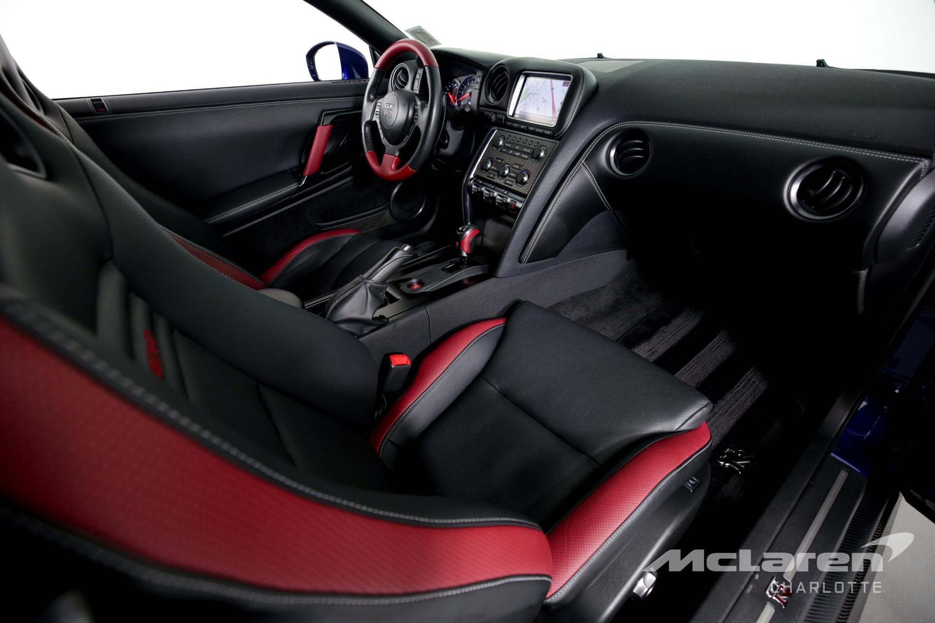 Used 2015 Nissan GT-R Black Edition   Charlotte, NC