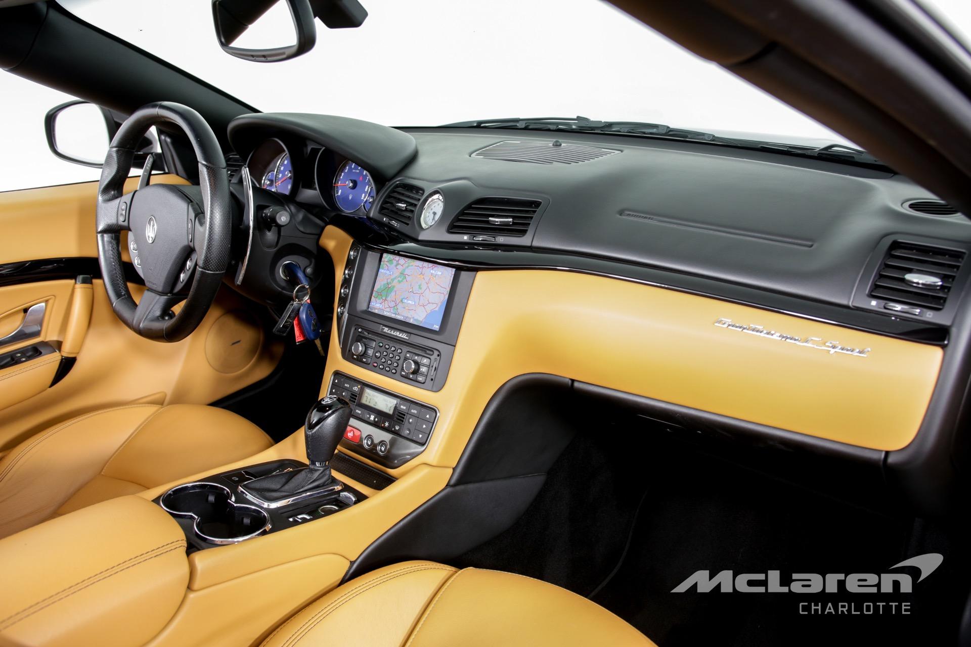 Used 2015 Maserati GranTurismo Sport | Charlotte, NC