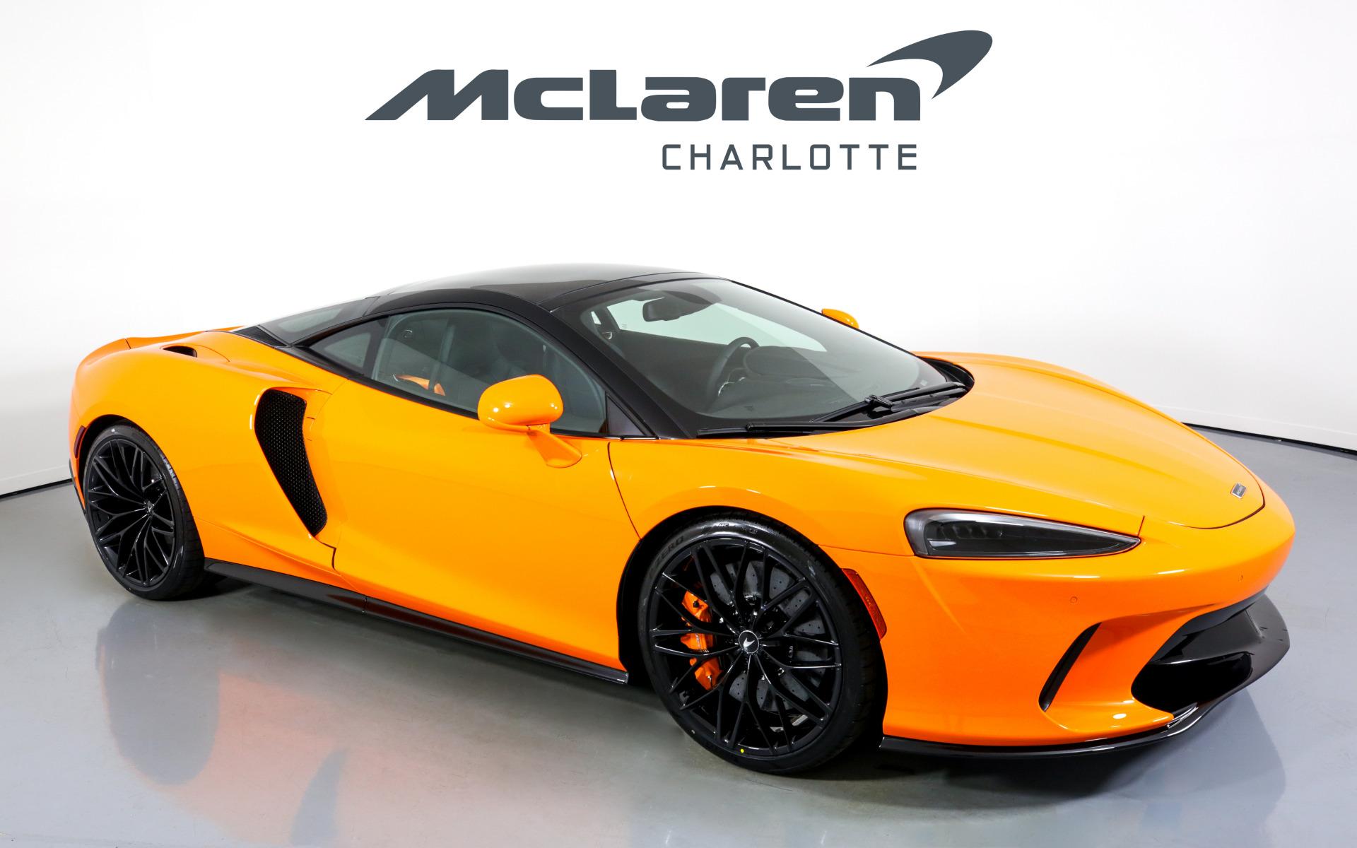 New 2022 MCLAREN GT  | Charlotte, NC