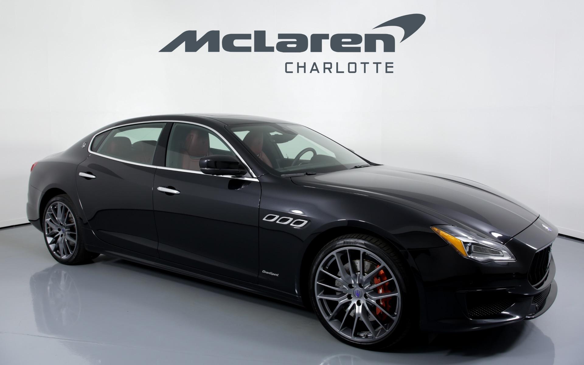Used 2018 Maserati Quattroporte GTS GranSport | Charlotte, NC