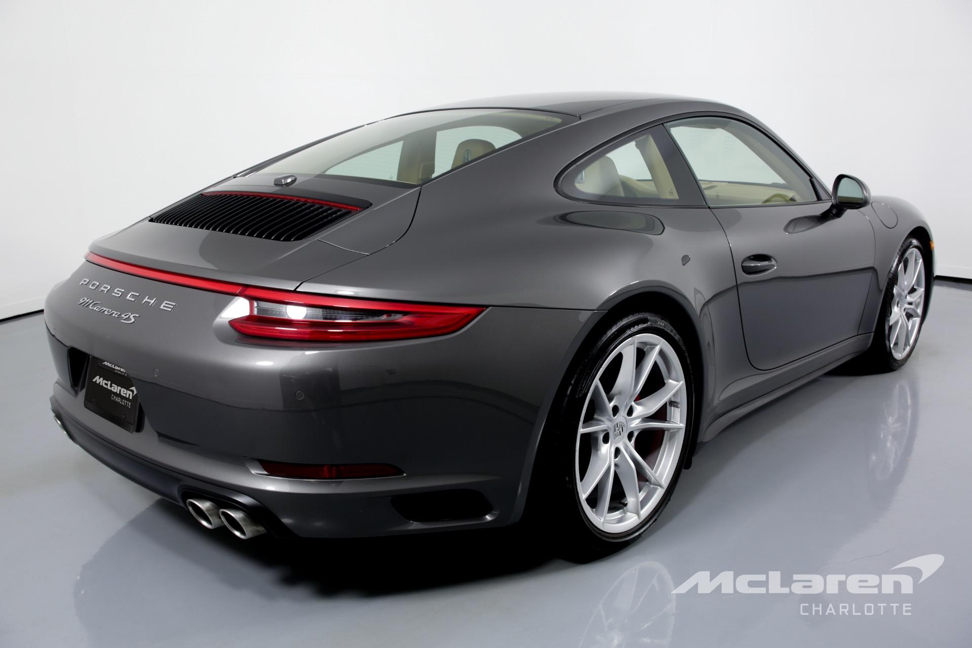 Used 2017 Porsche 911 Carrera 4S   Charlotte, NC