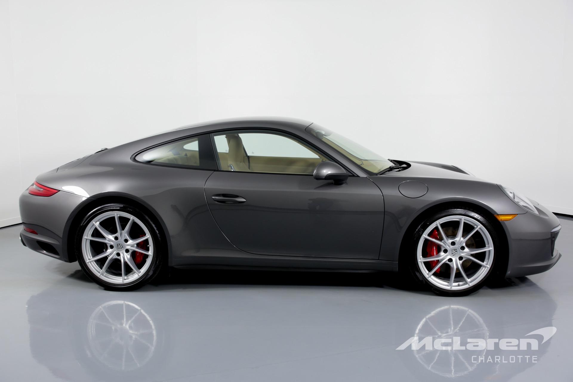 Used 2017 Porsche 911 Carrera 4S | Charlotte, NC