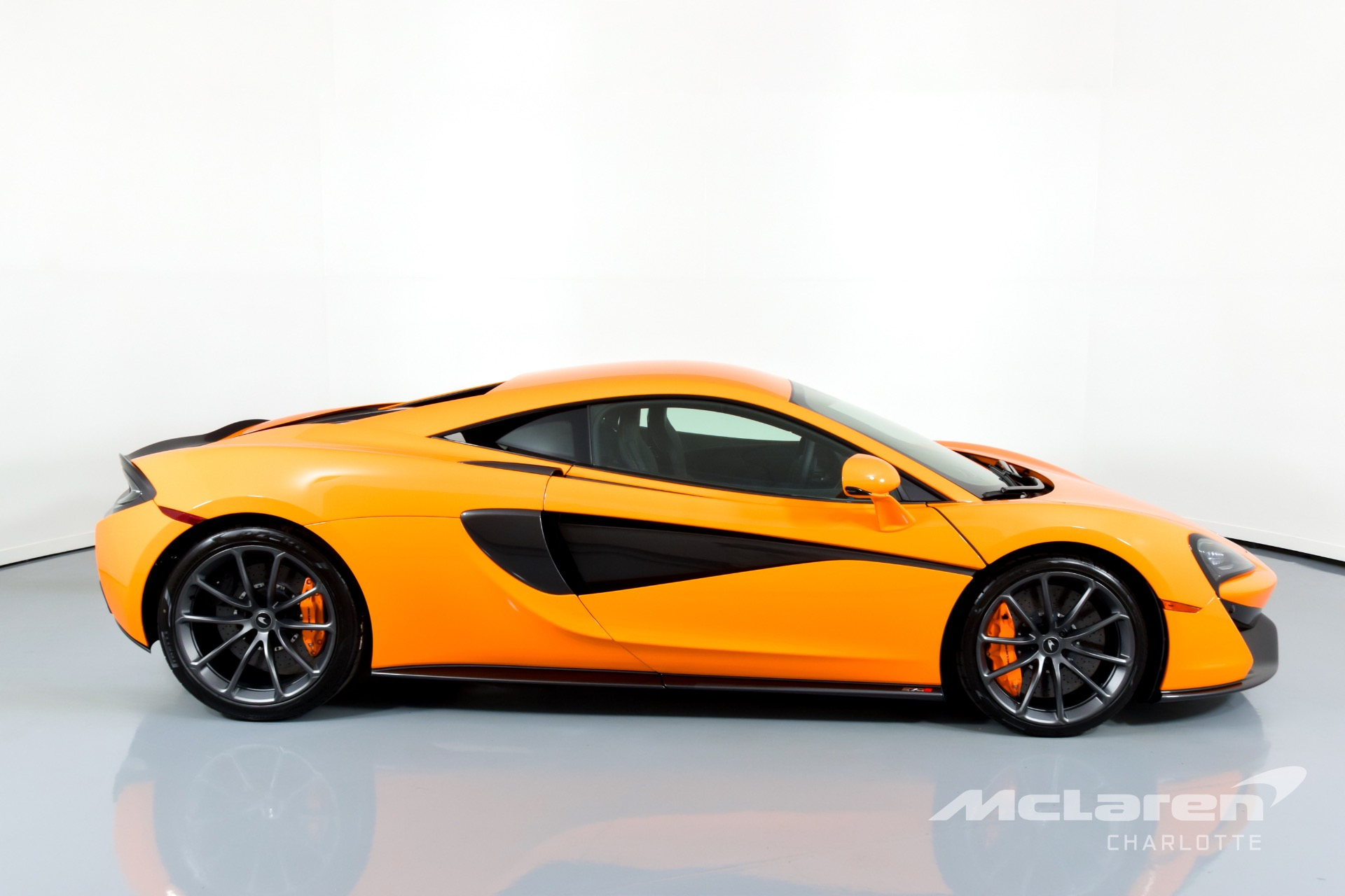 New 2019 McLaren 570S  | Charlotte, NC