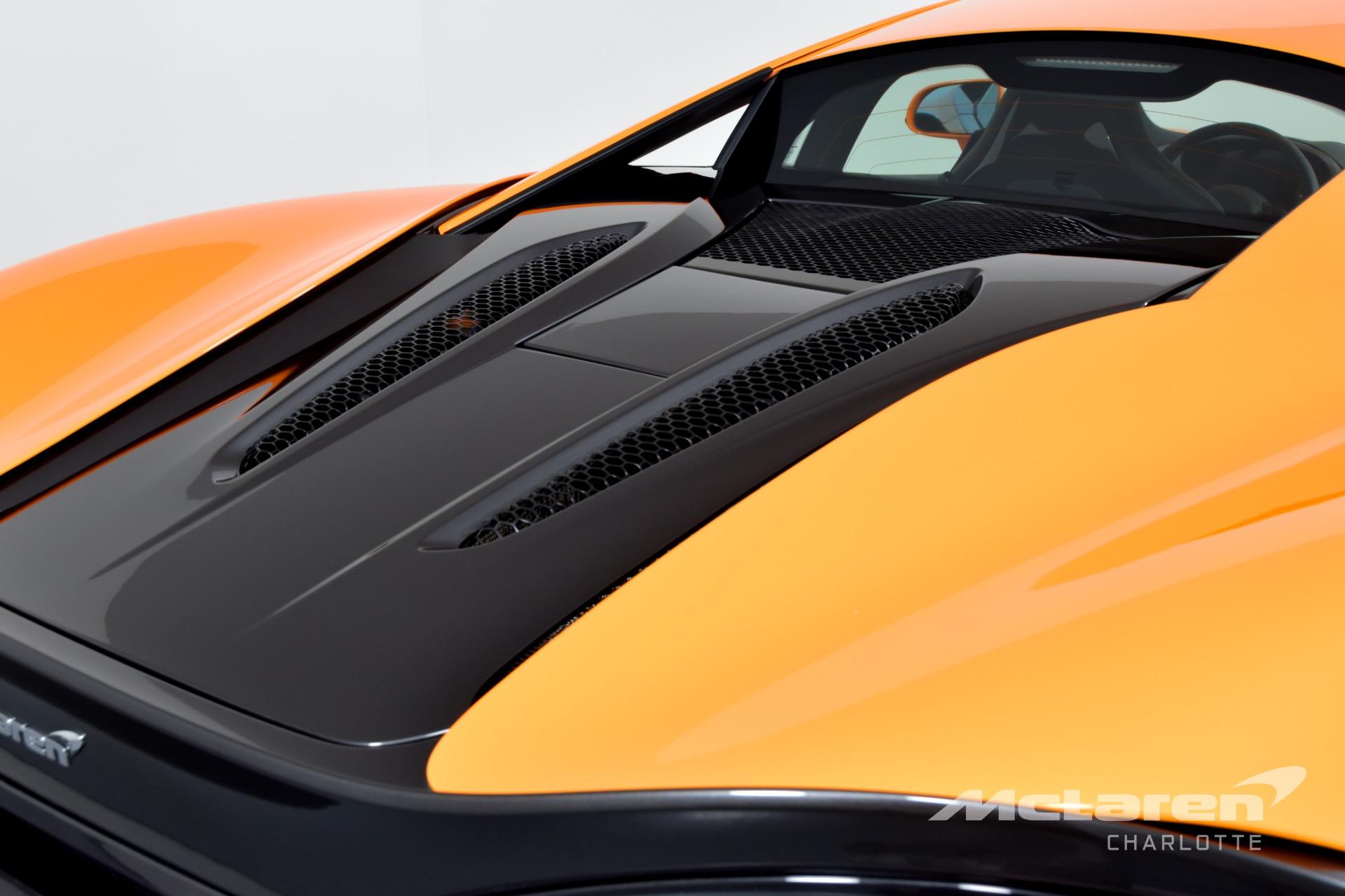Used 2019 McLaren 570S  | Charlotte, NC