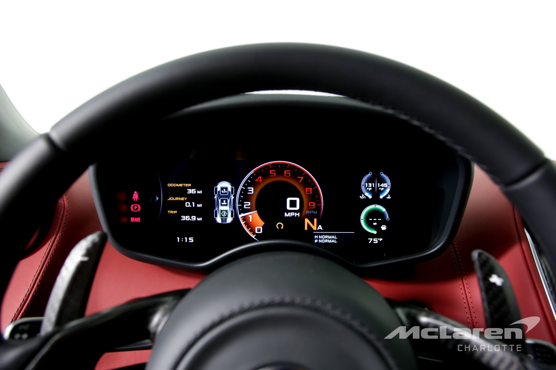 New 2019 McLaren 570S For Sale ($199,875) | McLaren Charlotte Stock