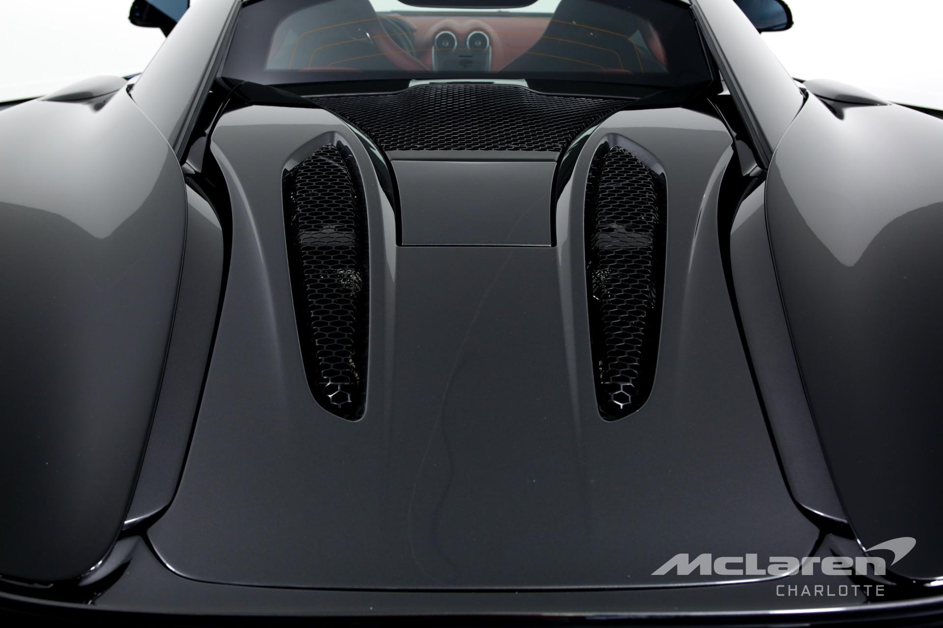 New 2019 McLaren 570S    Charlotte, NC