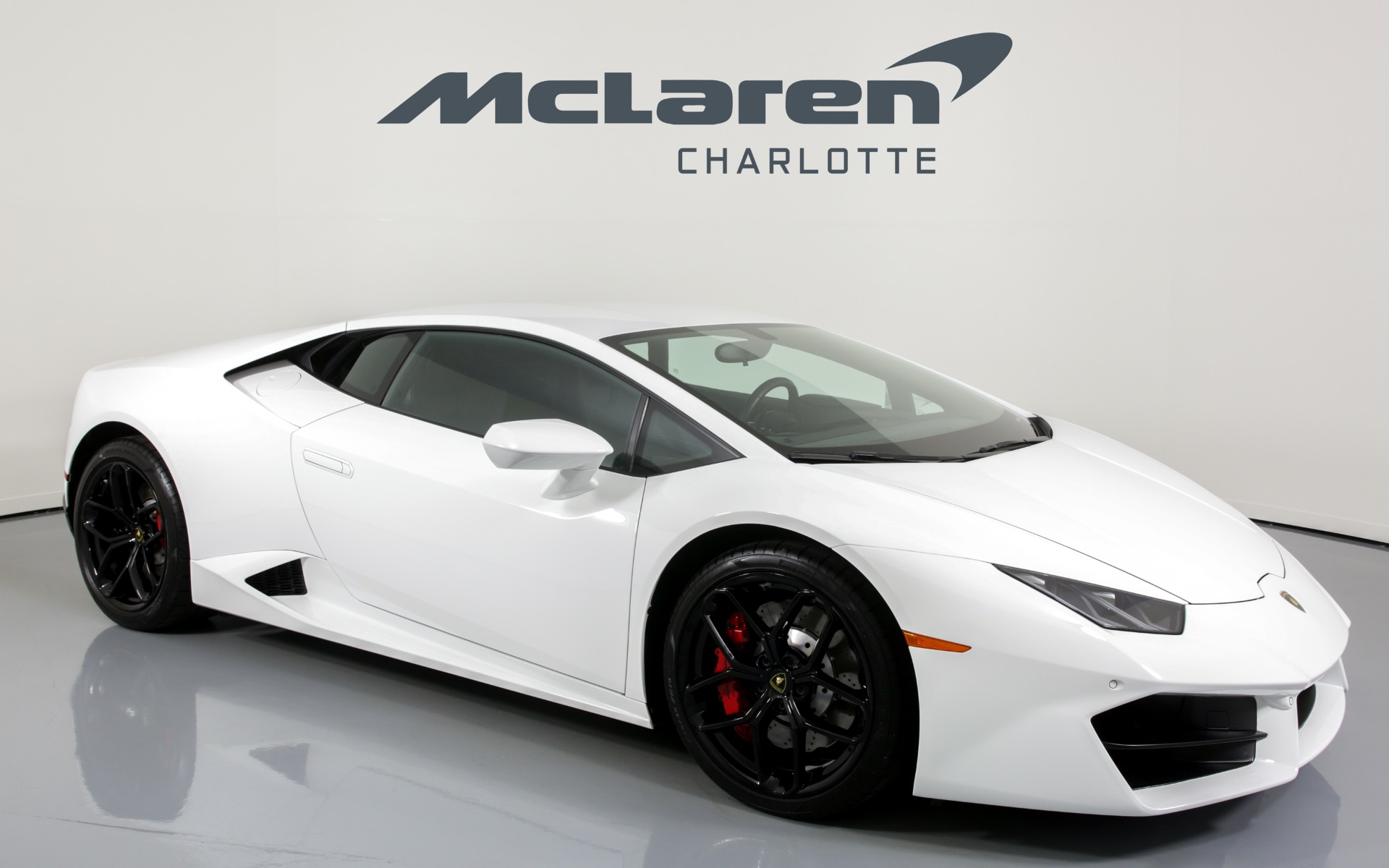 Used 2016 Lamborghini Huracan Lp 580 2 For Sale 172 996 Mclaren