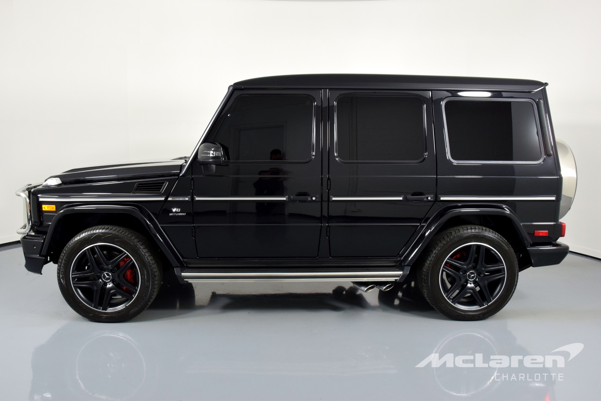 Used 2017 Mercedes Benz G Class Amg G 63 For Sale