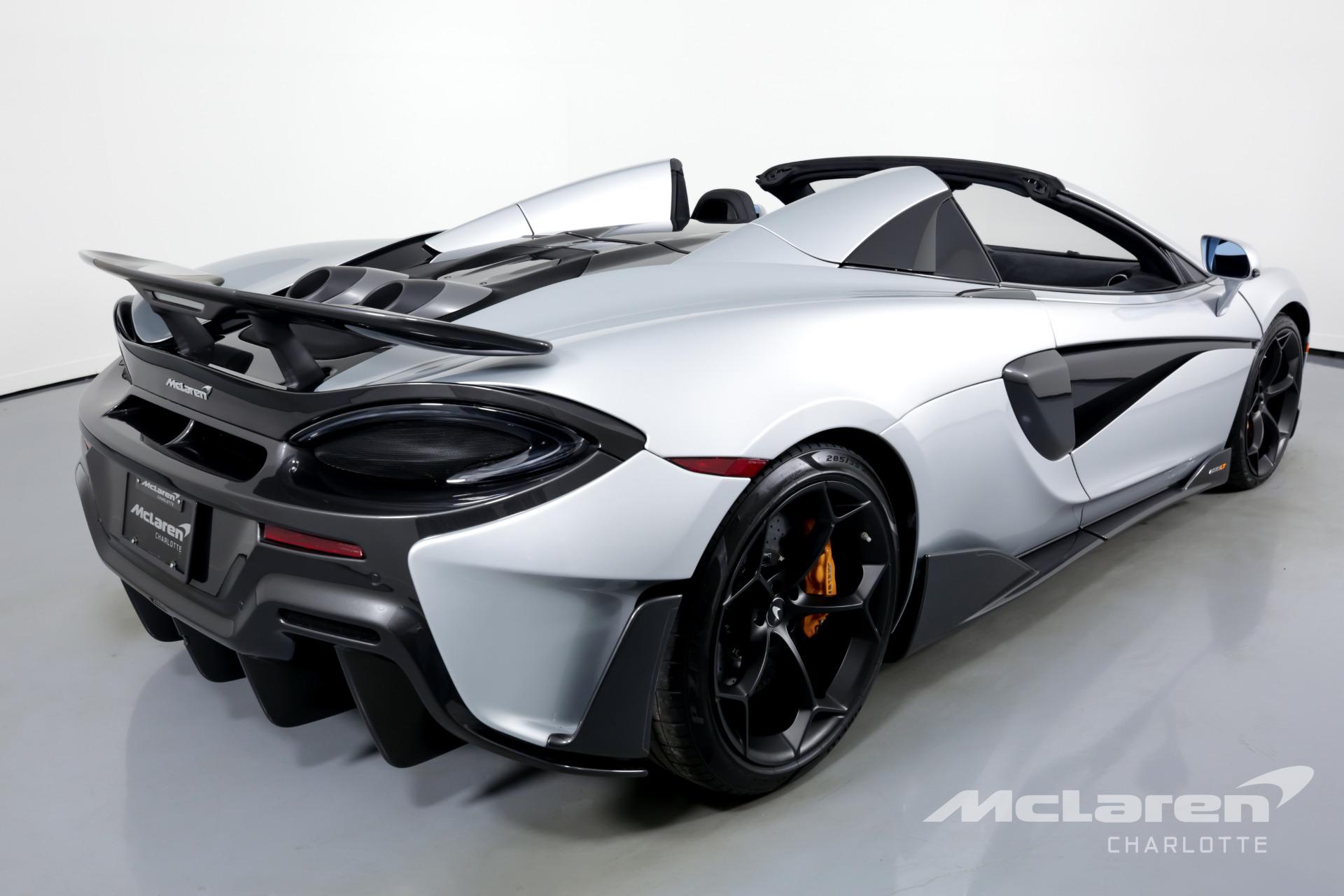 New 2020 McLaren 600LT SPIDER | Charlotte, NC