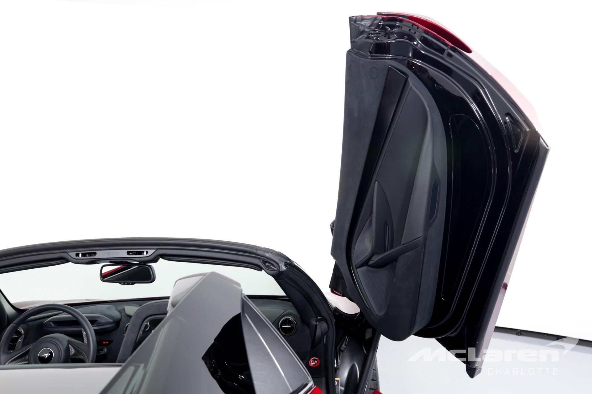 Used 2020 McLaren 720S Spider Performance | Charlotte, NC
