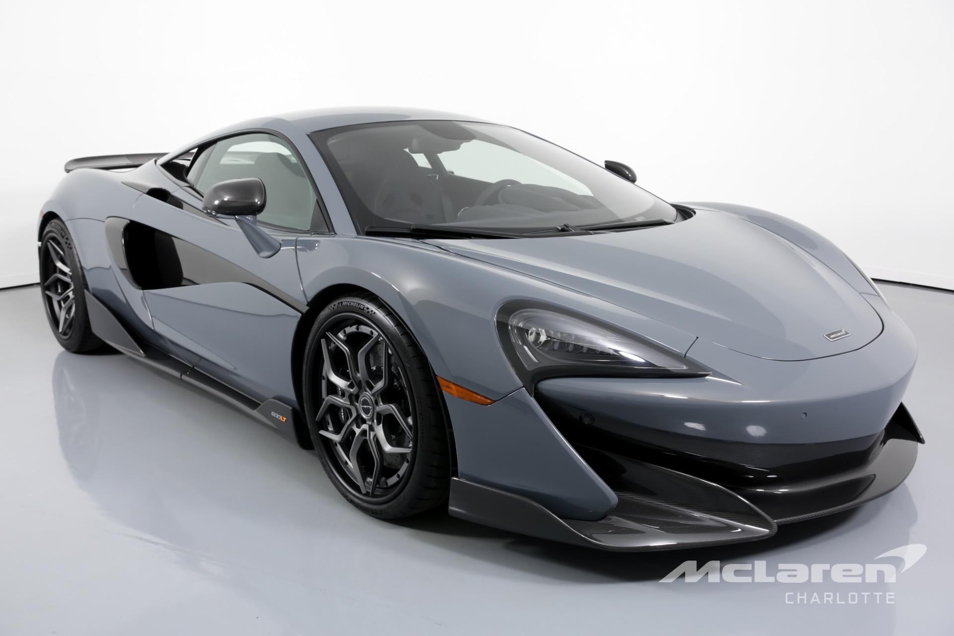 Used 2019 McLaren 600LT  | Charlotte, NC