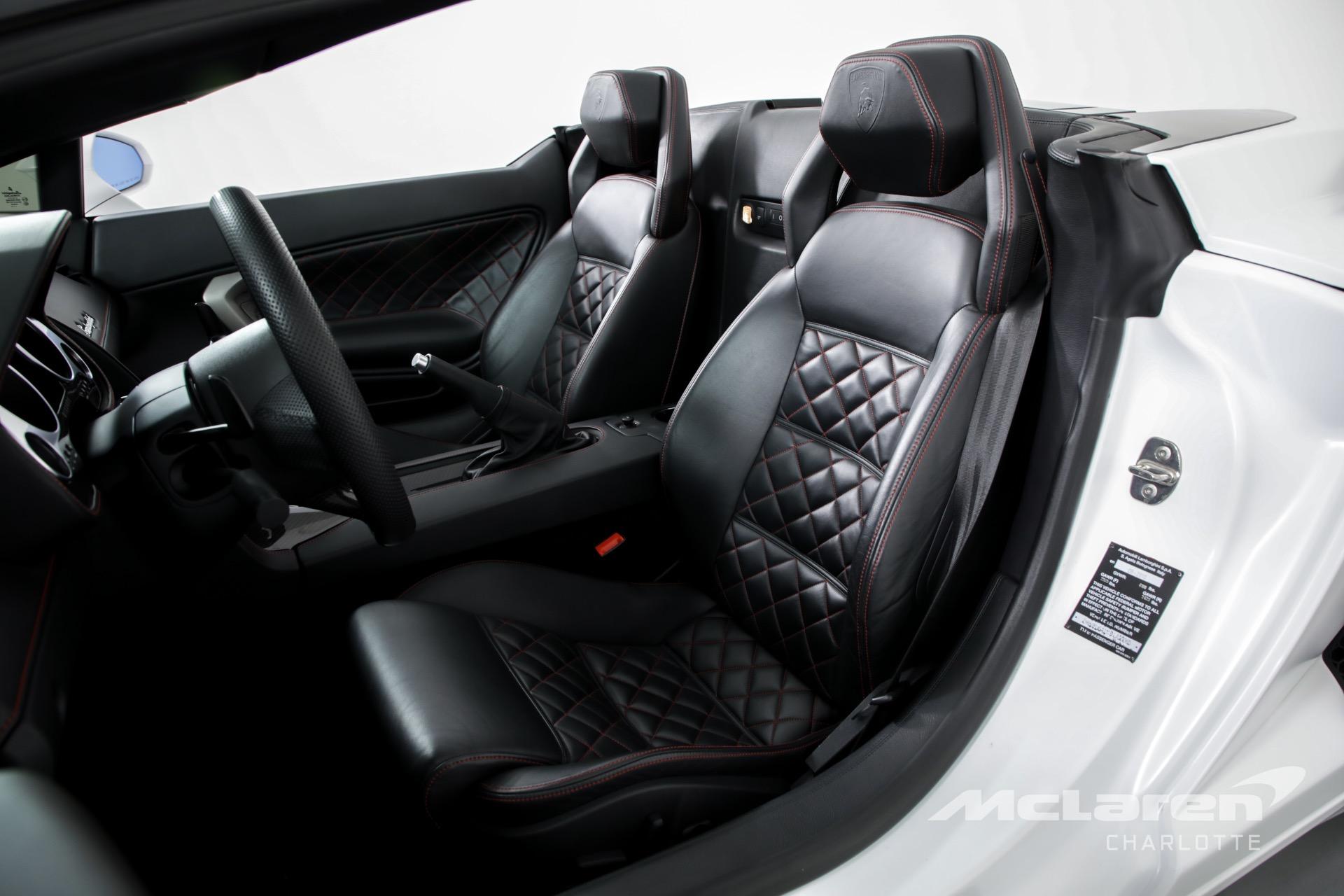 Used 2011 Lamborghini Gallardo LP 560-4 Spyder | Charlotte, NC
