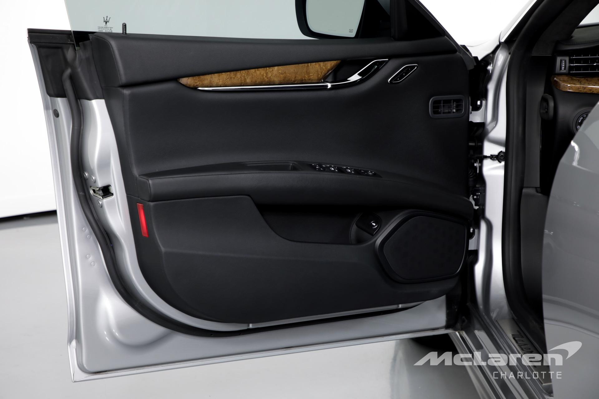 Used 2014 Maserati Quattroporte S Q4 | Charlotte, NC