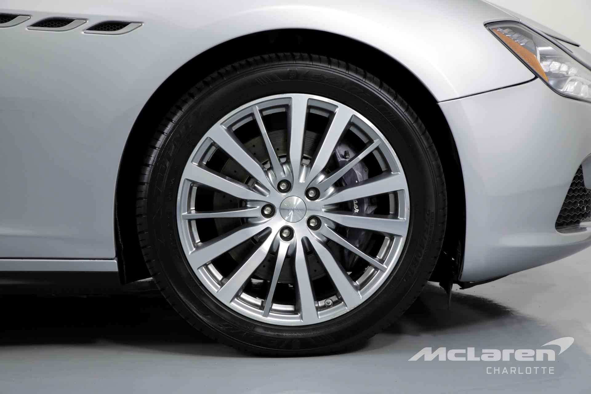 Used 2015 Maserati Ghibli S Q4   Charlotte, NC