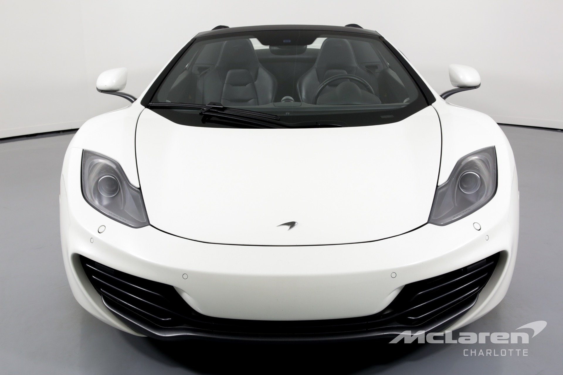 Used 2013 McLaren MP4-12C Spider  | Charlotte, NC