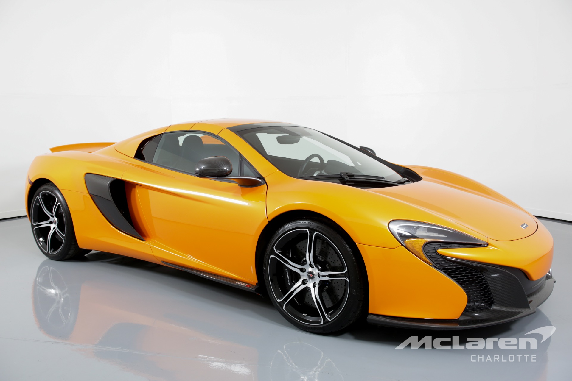 used 2016 mclaren 650s spider for sale ($169,996) | mclaren