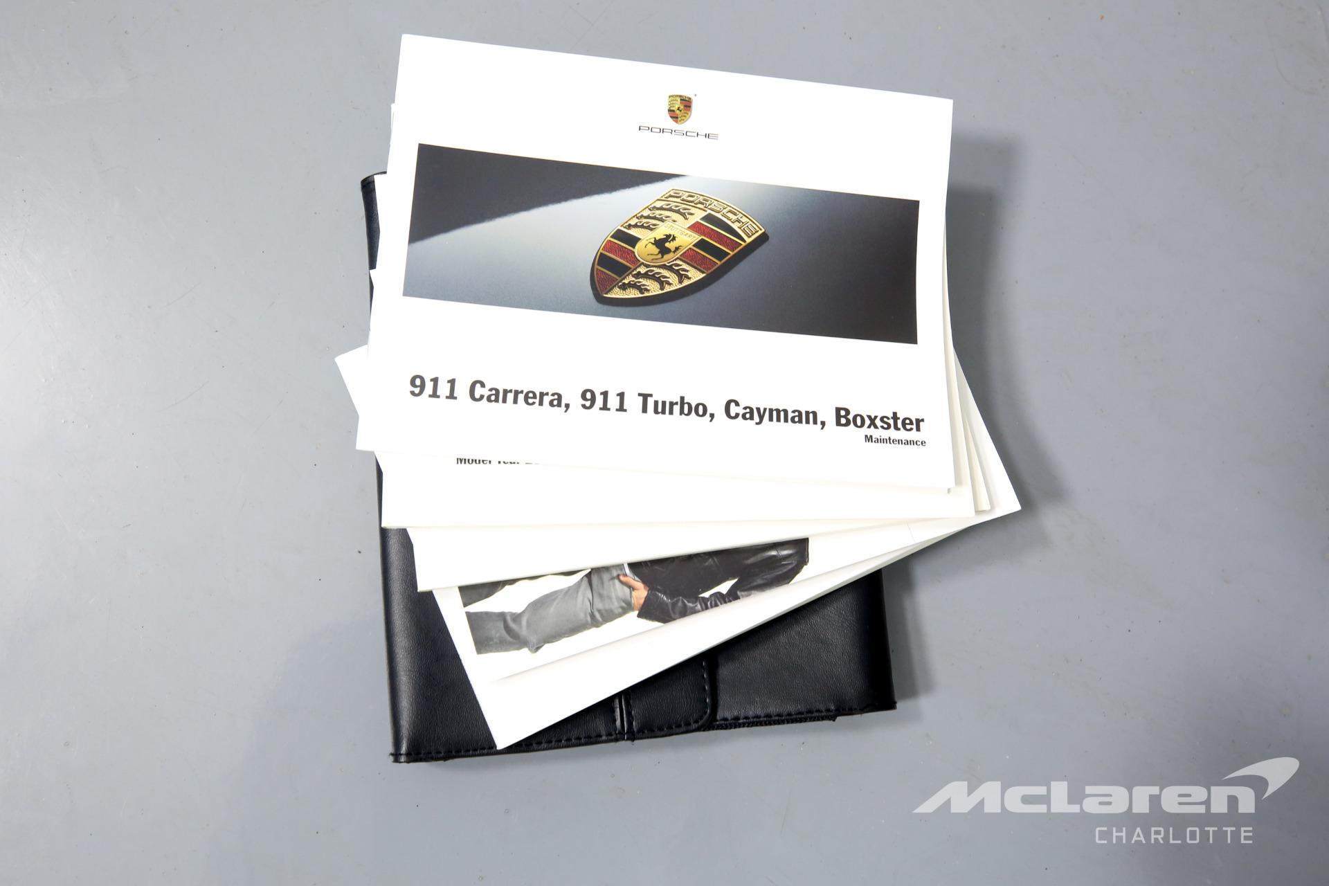 Used 2011 Porsche 911 Turbo S | Charlotte, NC