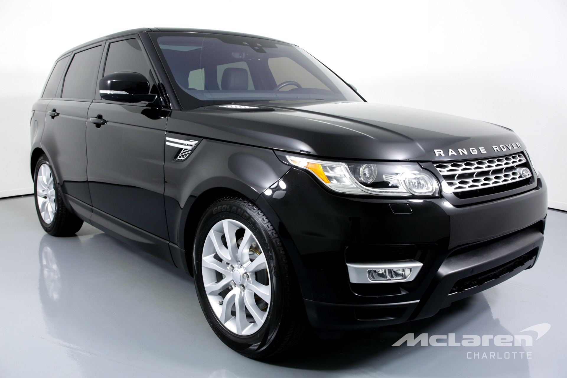 Used 2017 Land Rover Range Rover Sport HSE Td6 | Charlotte, NC