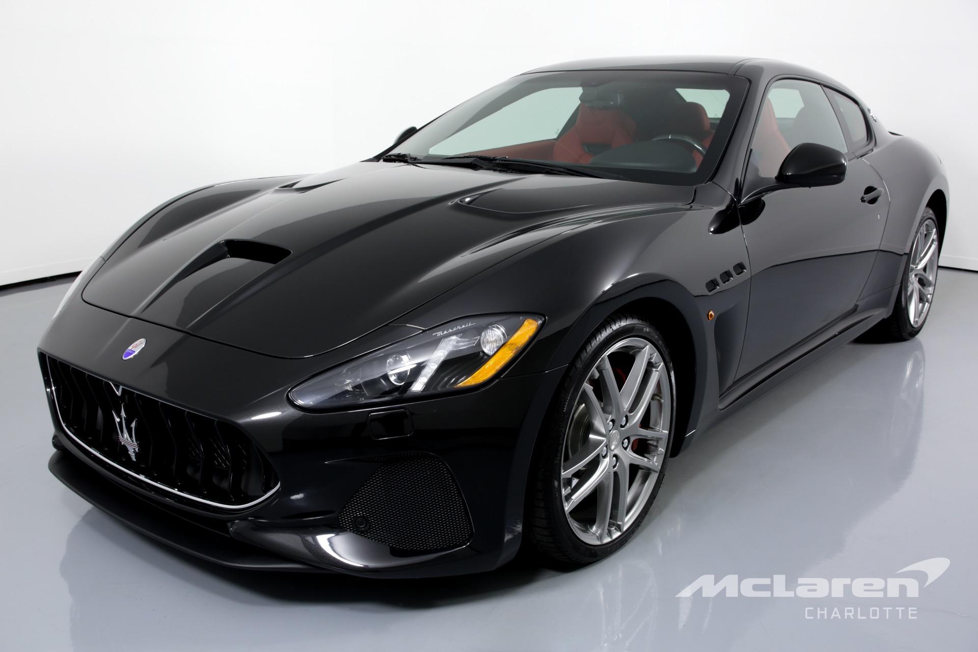 Used 2018 Maserati GranTurismo MC | Charlotte, NC