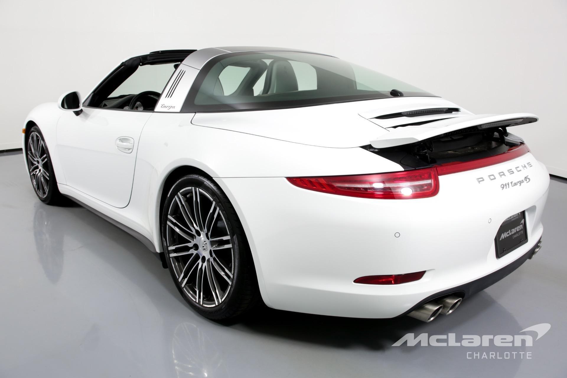 Used 2016 Porsche 911 Targa 4S   Charlotte, NC