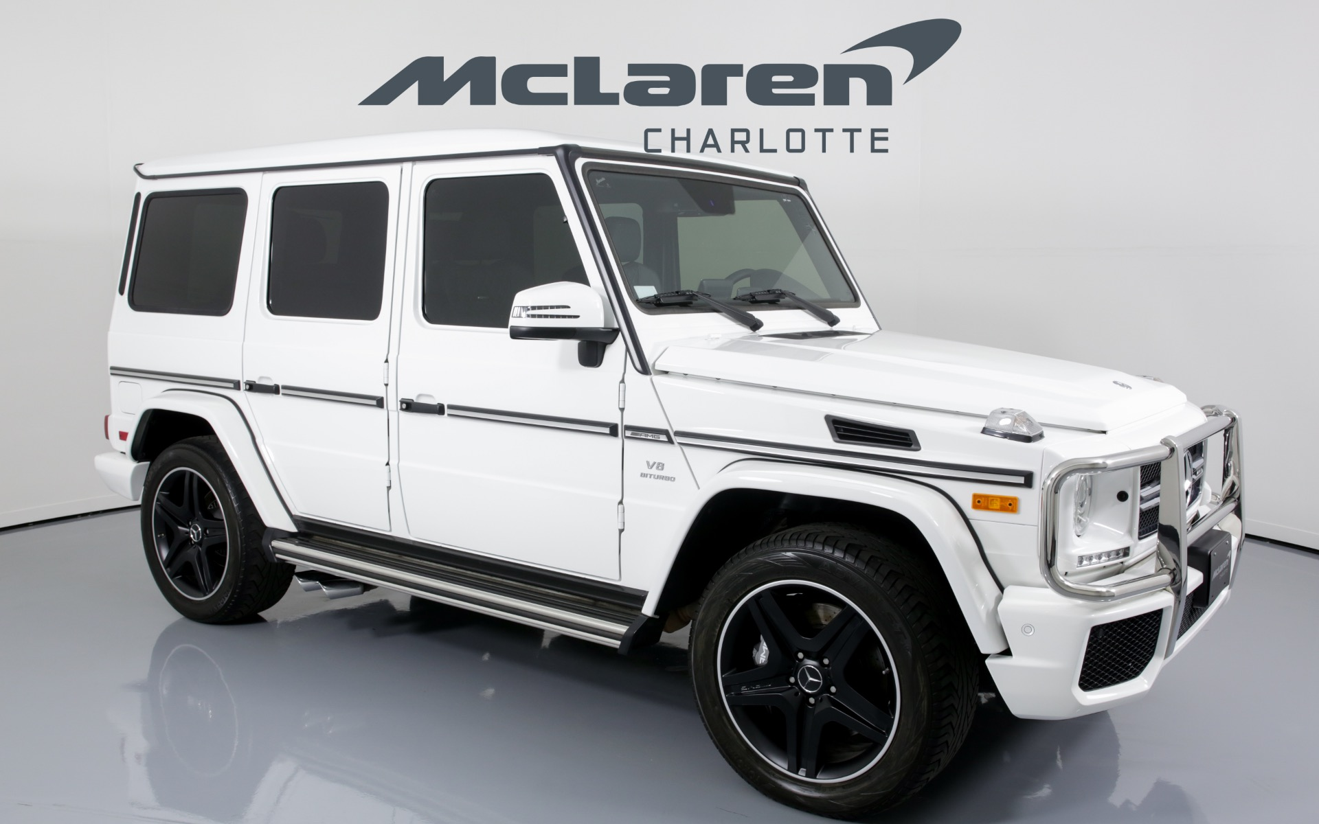 Used 2017 Mercedes-Benz G-Class AMG G 63 | Charlotte, NC