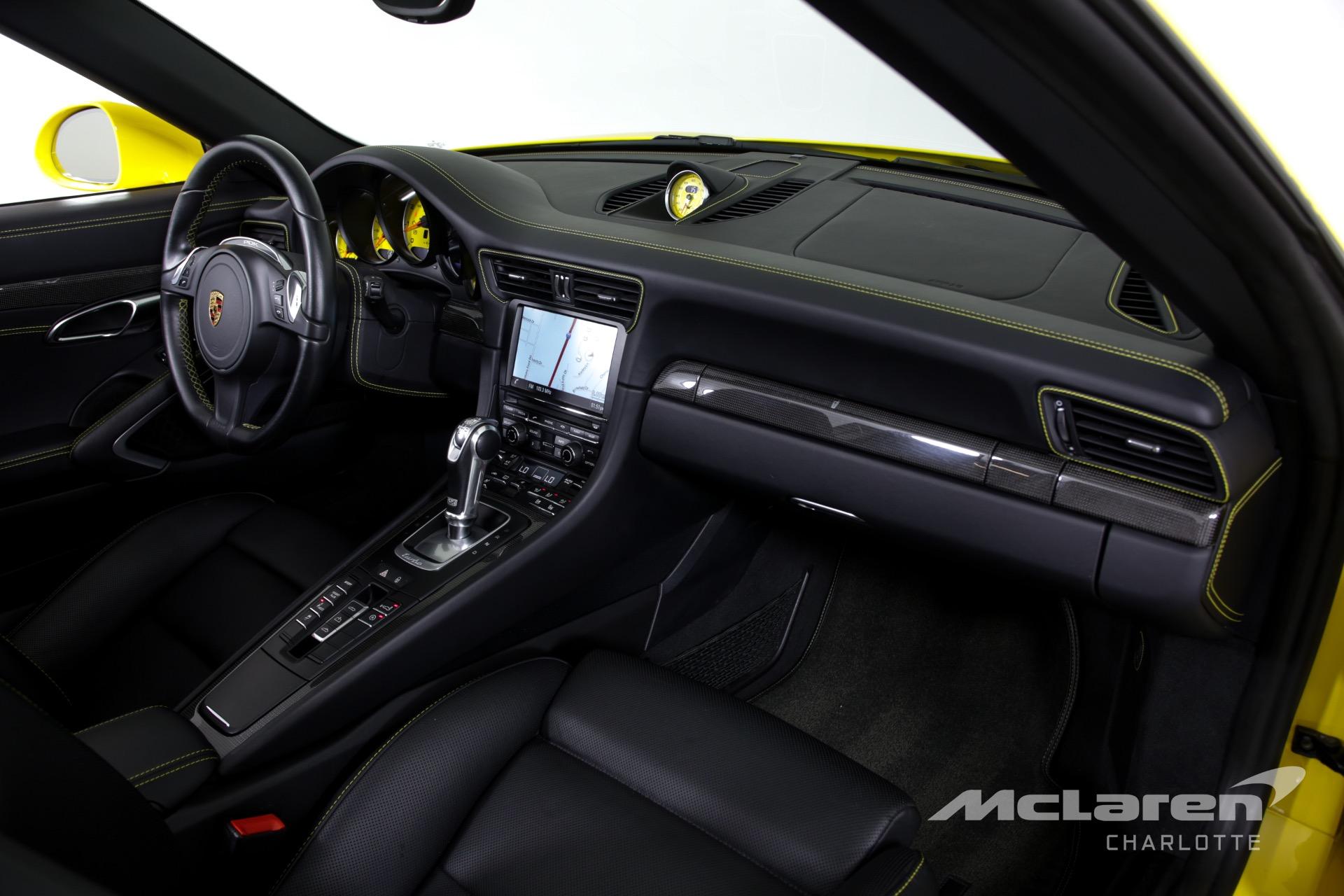Used 2015 Porsche 911 Turbo S | Charlotte, NC