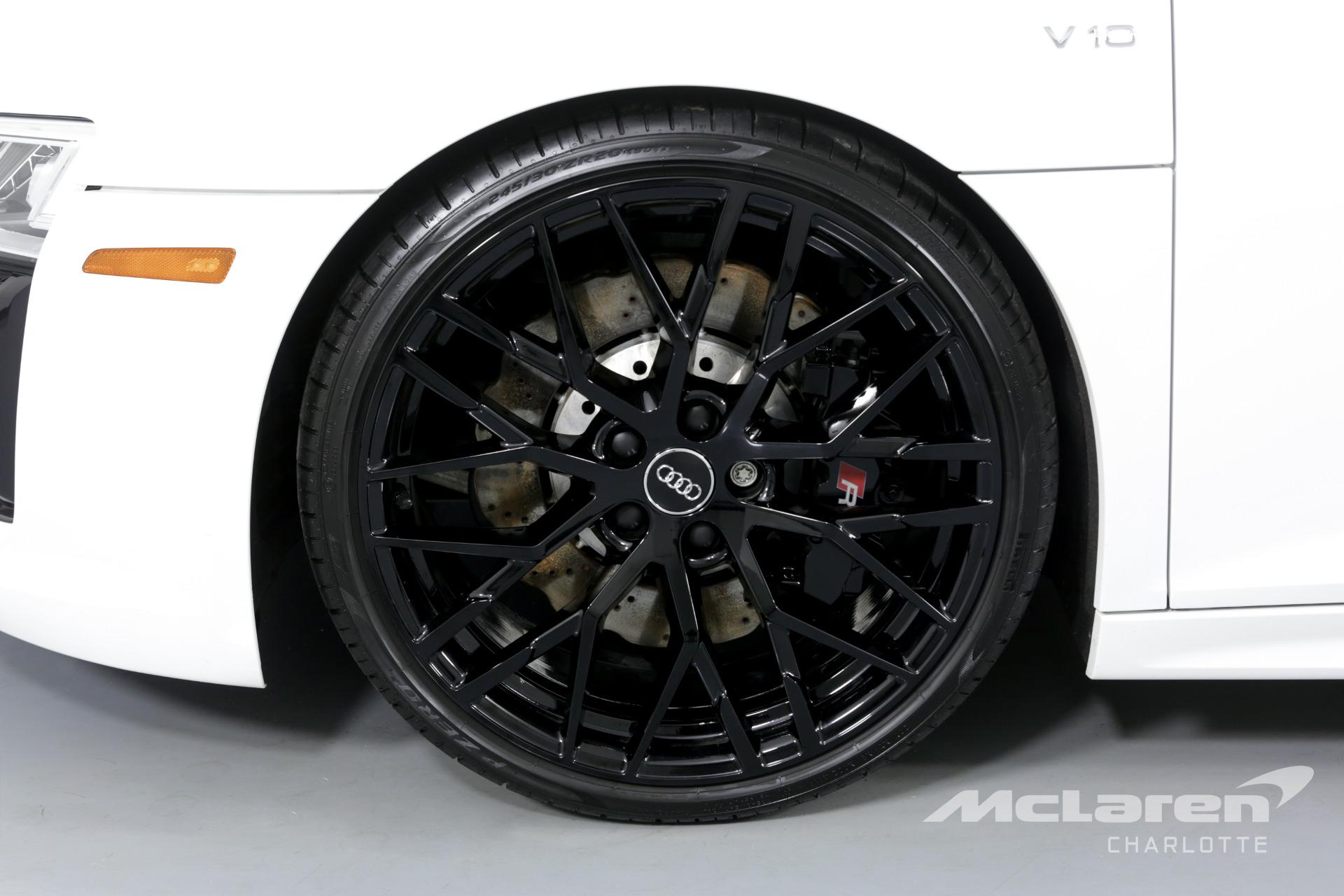 Used 2018 Audi R8 5.2 quattro V10 Spyder | Charlotte, NC