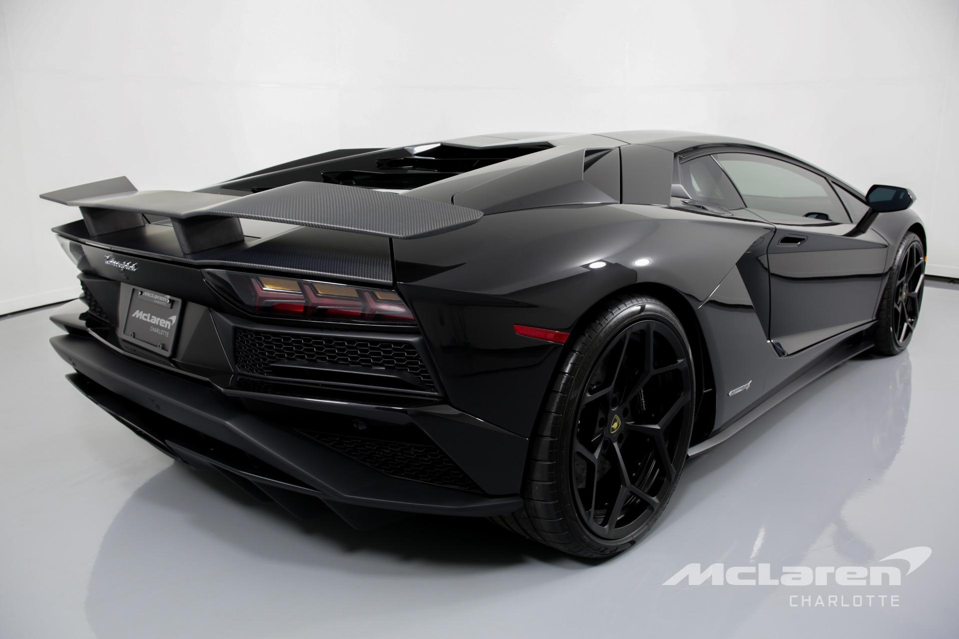 Used 2018 Lamborghini Aventador Lp 740 4 S For Sale 389 996