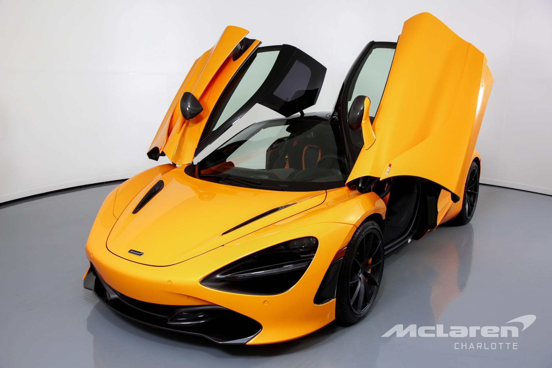 New 2019 McLaren 720S Performance | Charlotte, NC