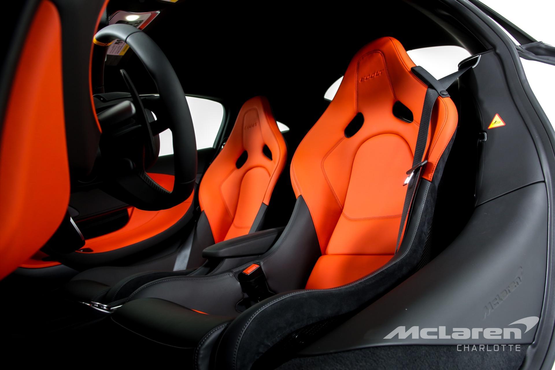 New 2019 McLaren 600LT  | Charlotte, NC