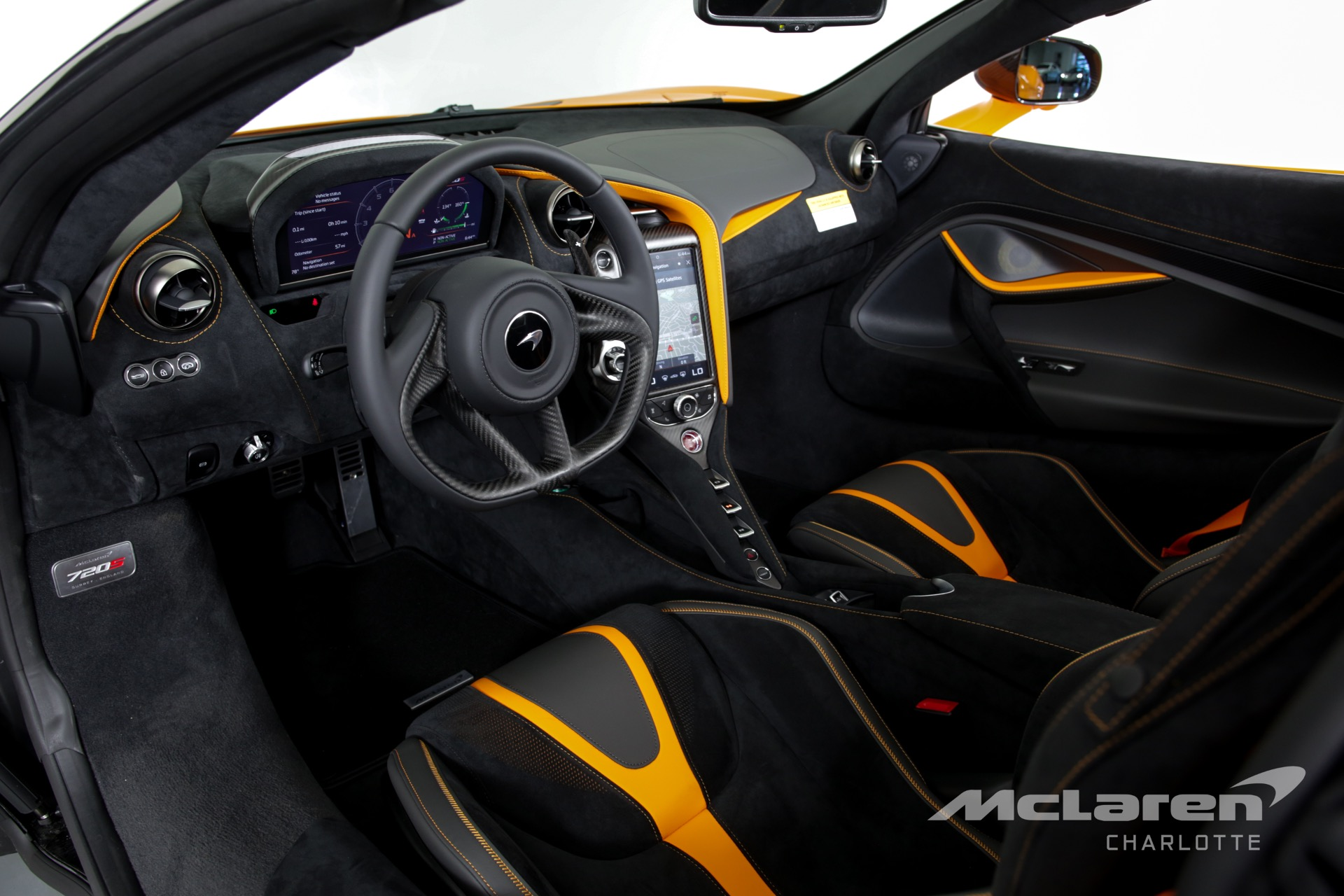 New 2020 McLaren 720S Spider Performance | Charlotte, NC