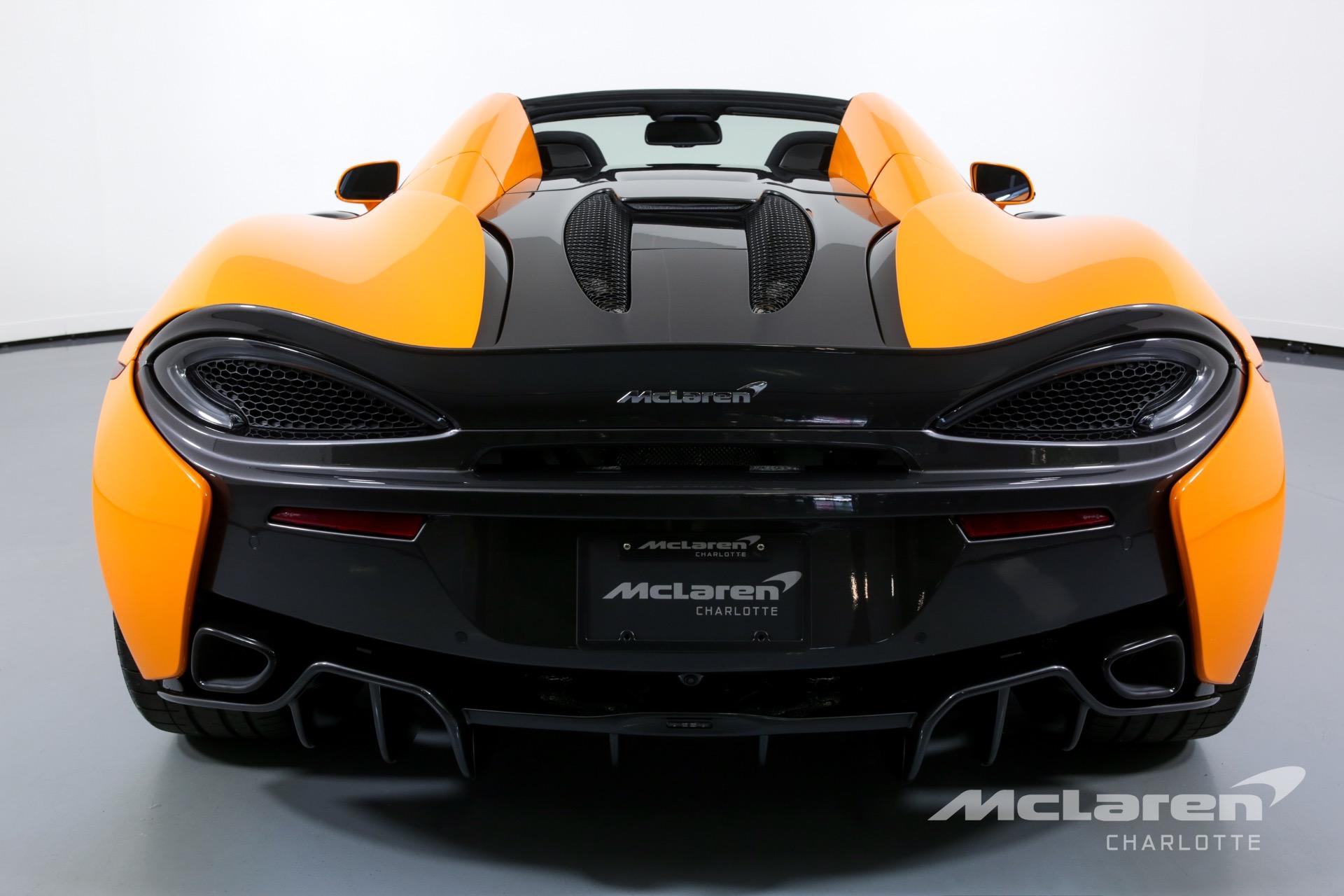 New 2019 McLaren 570S Spider    Charlotte, NC