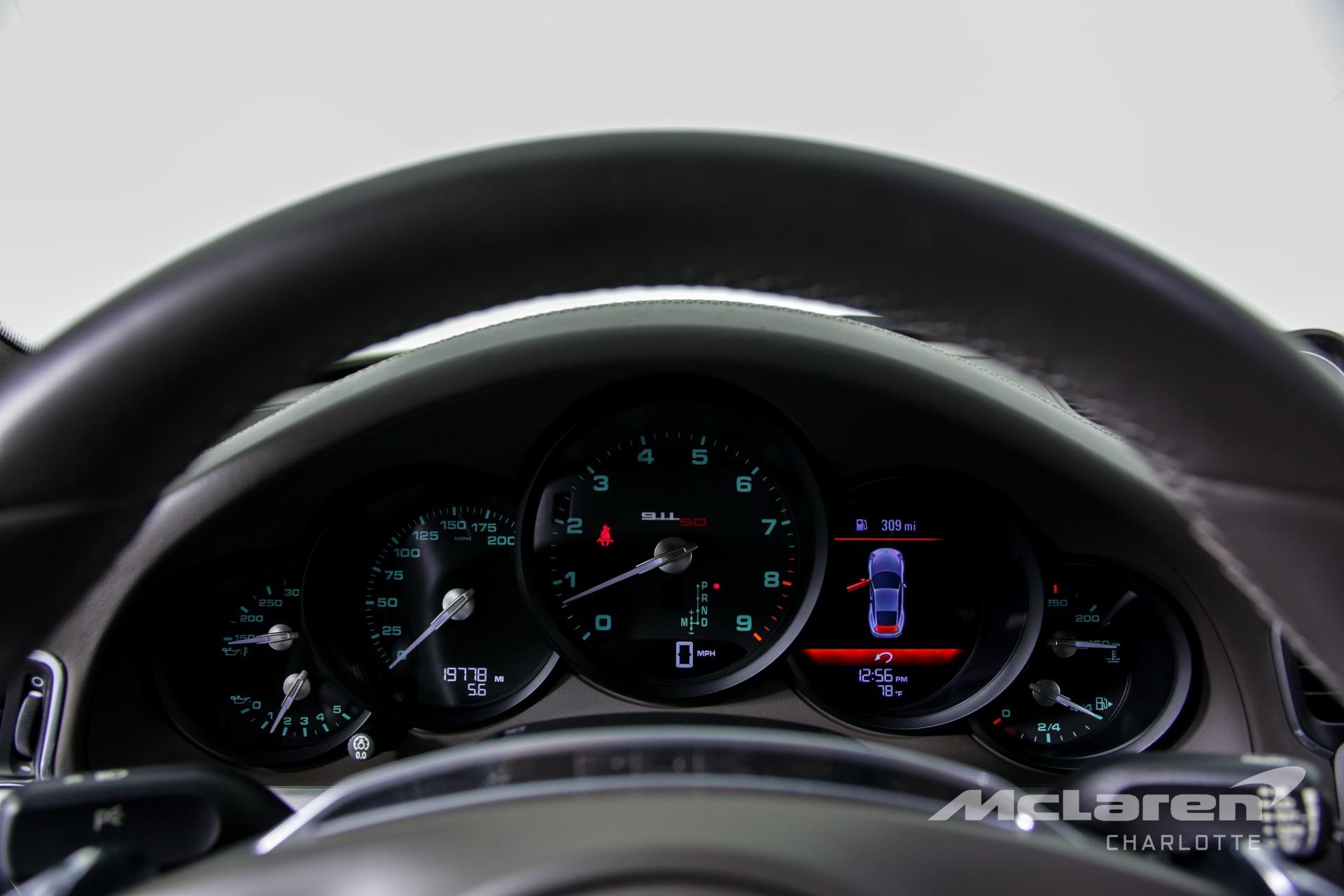 Used 2014 Porsche 911 Carrera S 50 Anniversary Edition | Charlotte, NC