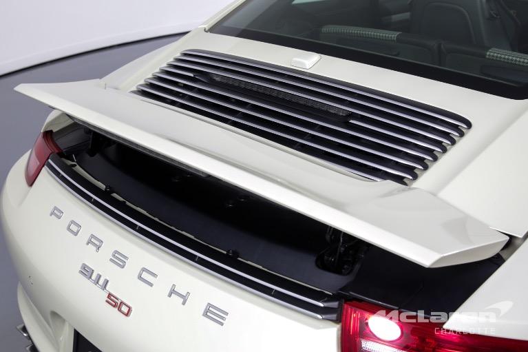 Used-2014-Porsche-911-Carrera-S-50-Anniversary-Edition