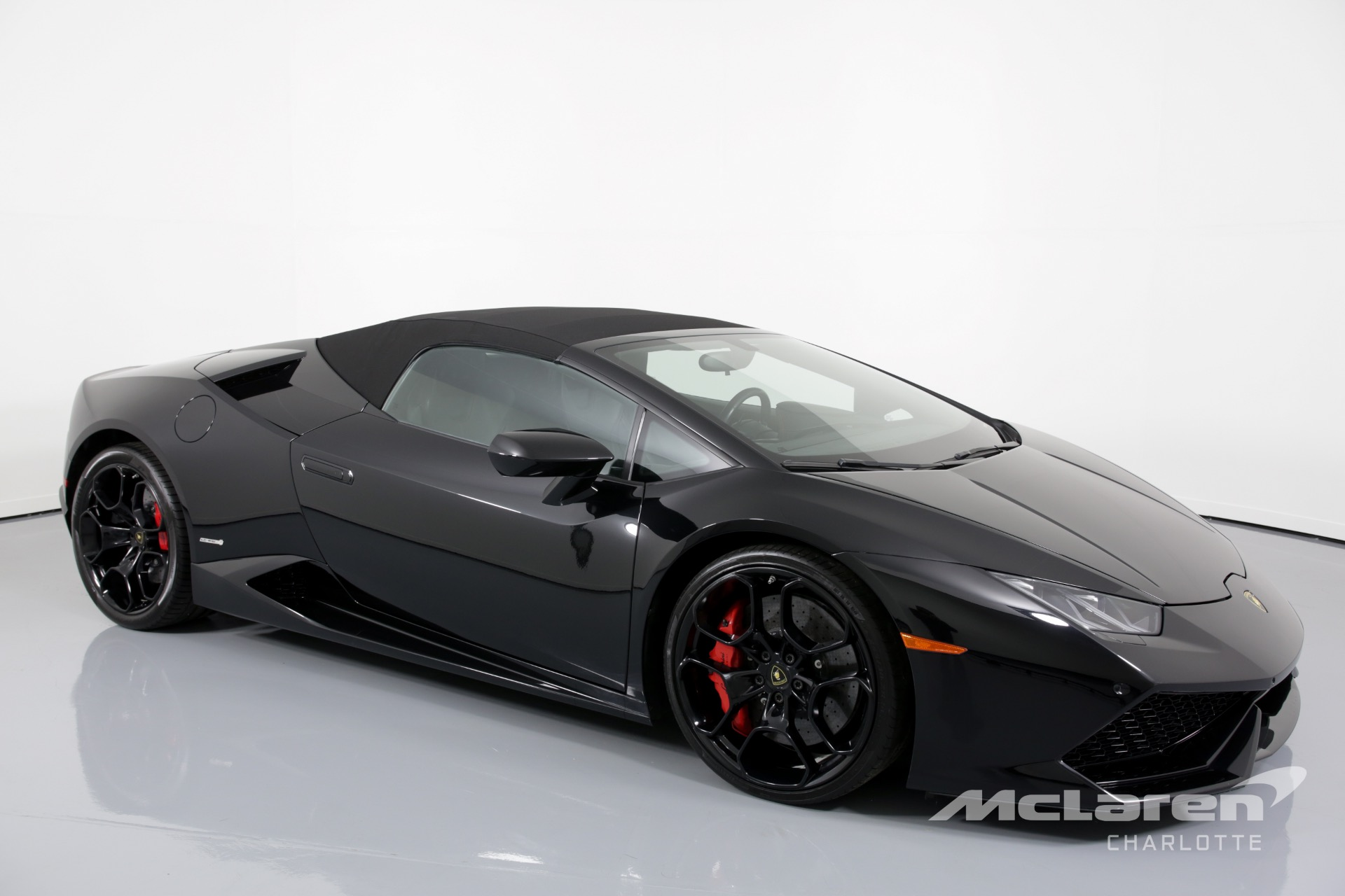 Used 2017 Lamborghini Huracan Lp 610 4 Spyder For Sale 224 996