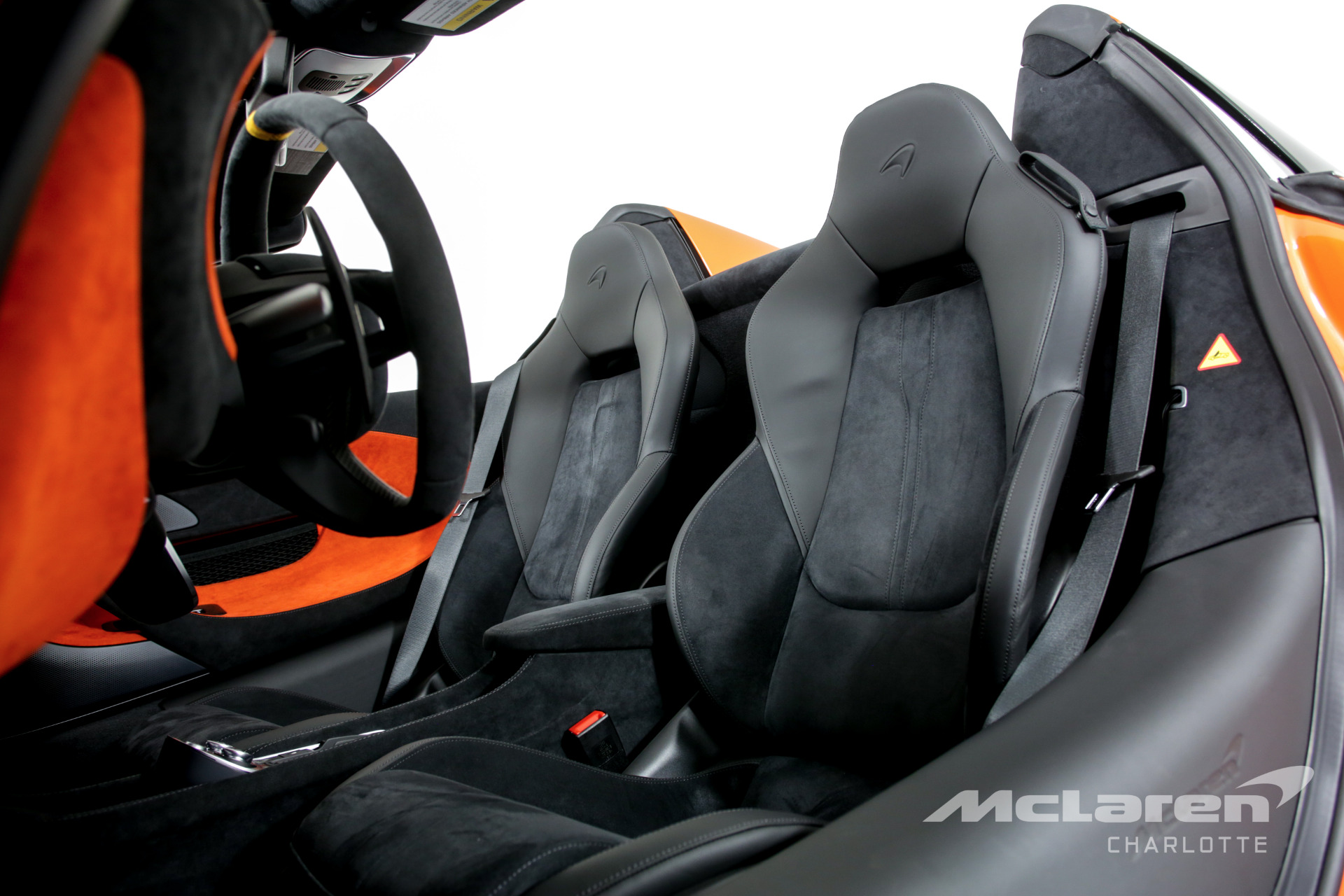 Used 2020 McLaren 600LT Spider Base | Charlotte, NC