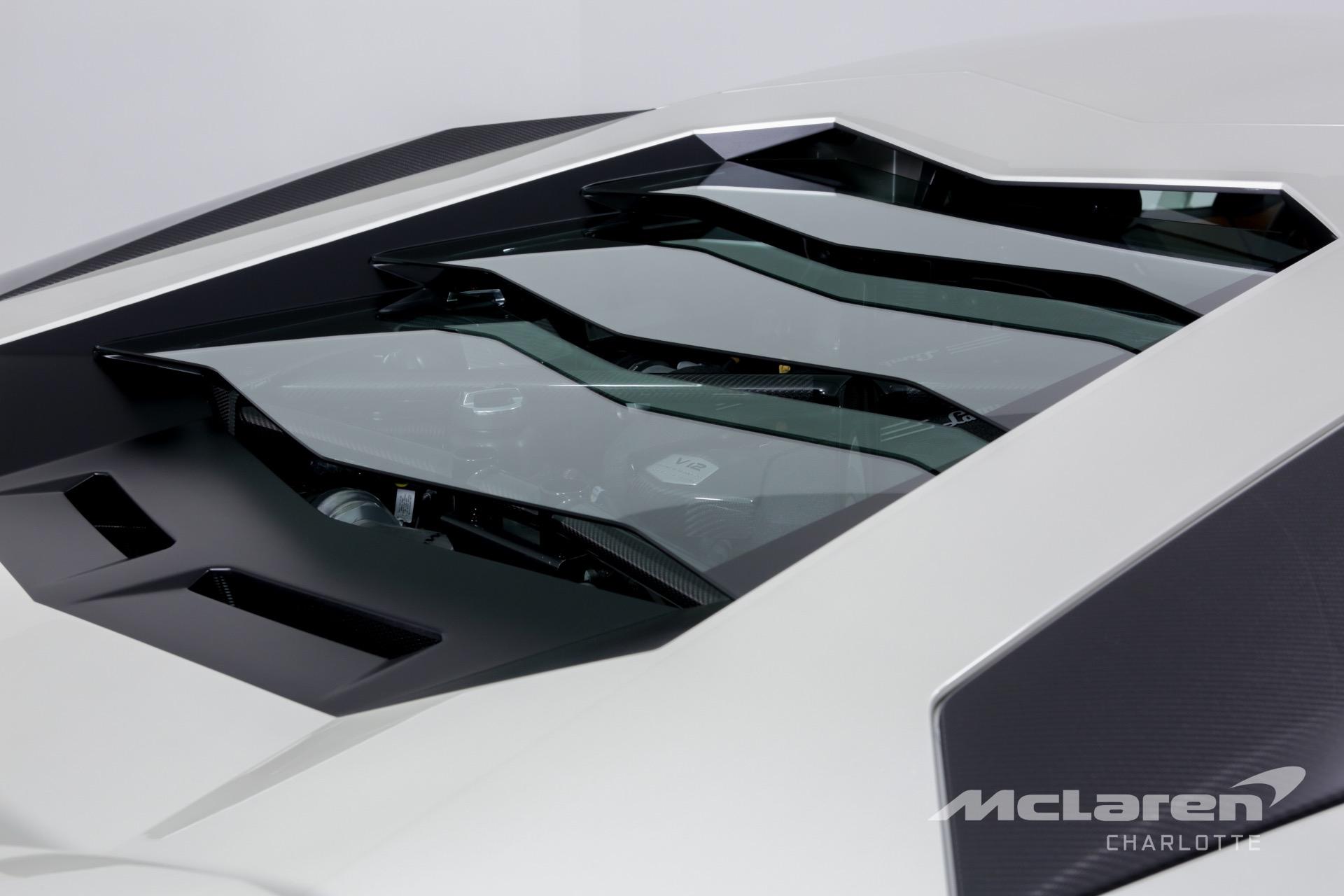 Used 2018 Lamborghini Aventador Lp 740 4 S For Sale 424 995