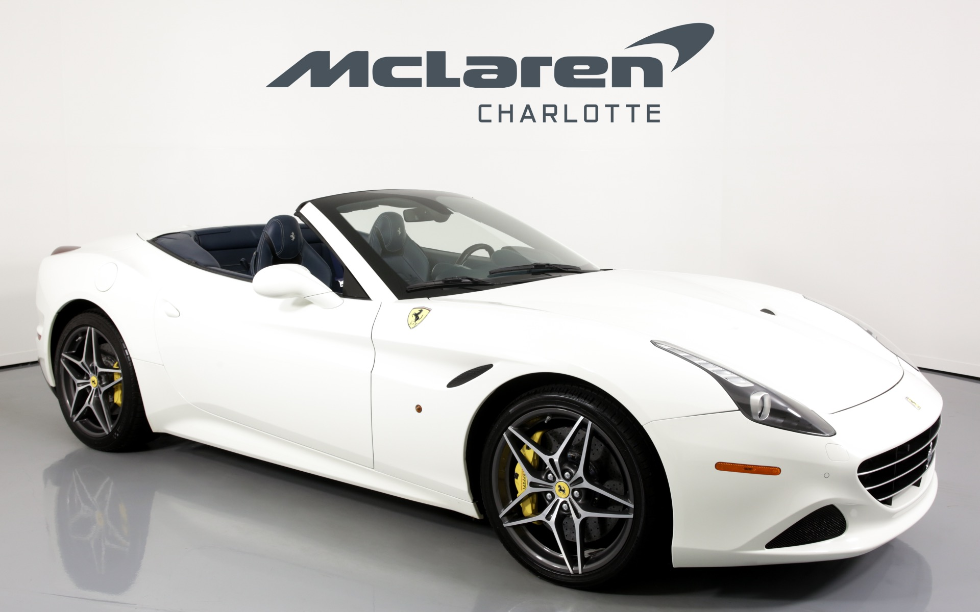 Used 2015 Ferrari California T For Sale ($117,456)